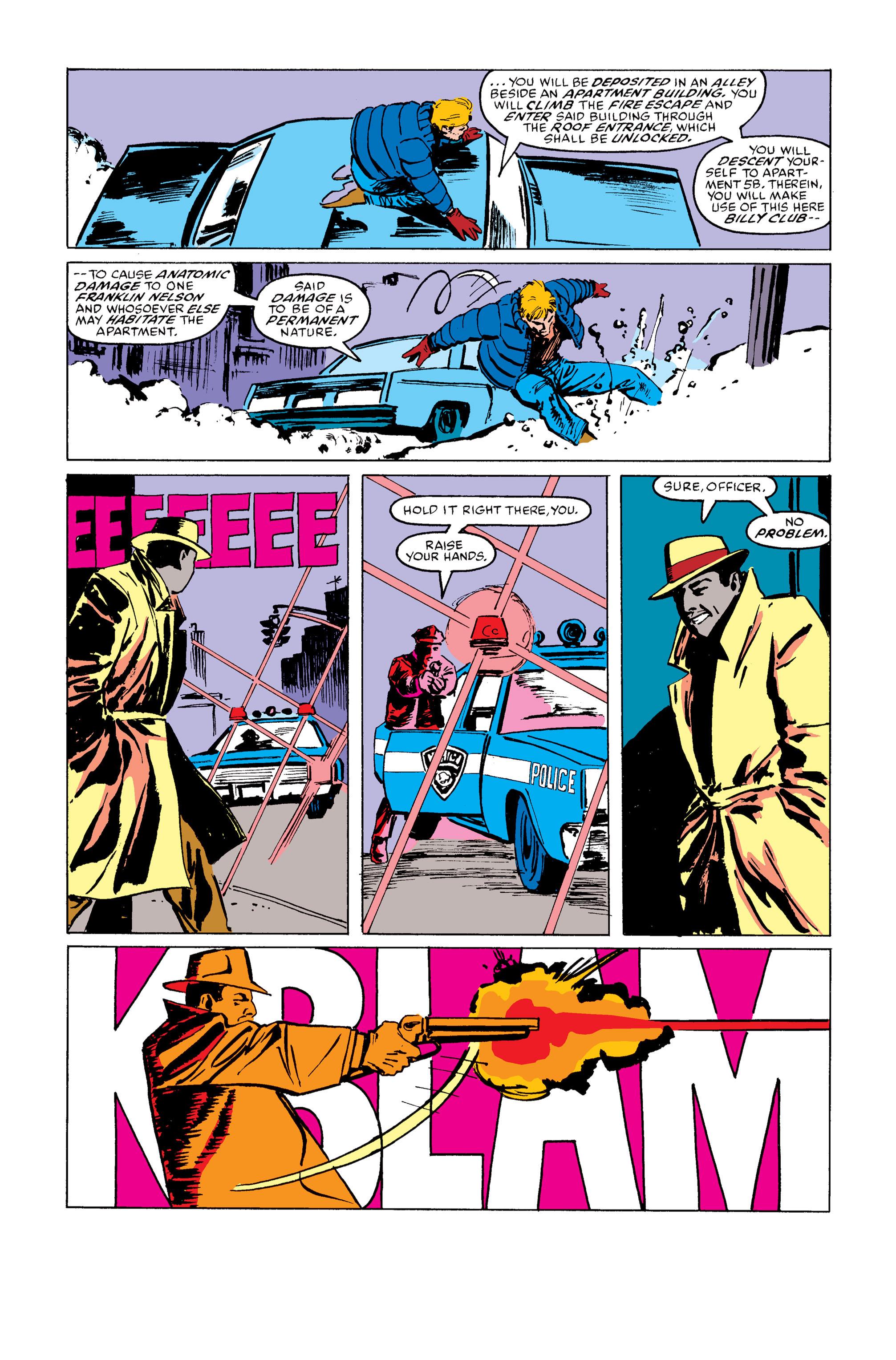 Read online Daredevil: Born Again comic -  Issue # Full - 136