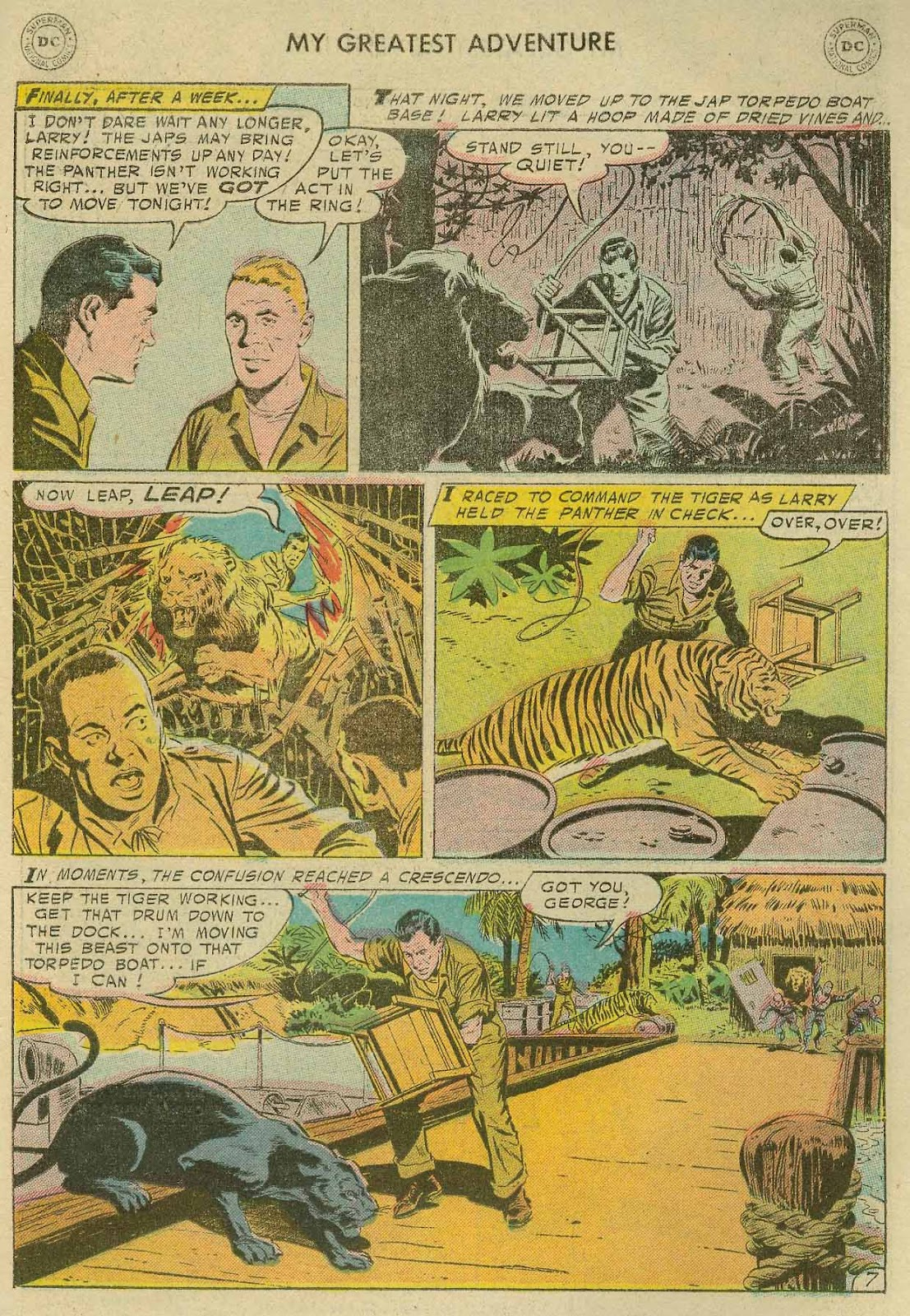 My Greatest Adventure (1955) issue 5 - Page 31