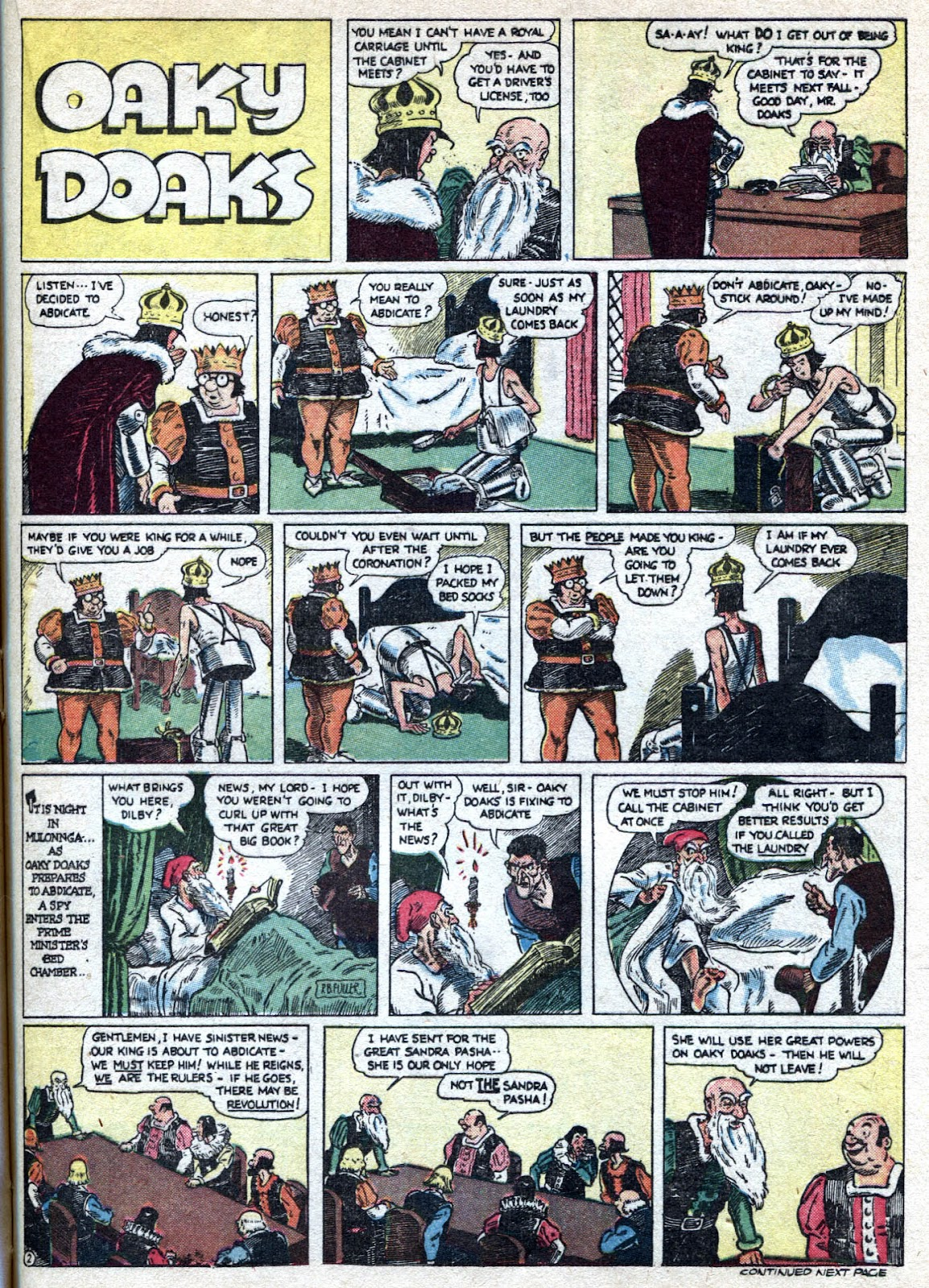 Read online Famous Funnies comic -  Issue #66 - 39
