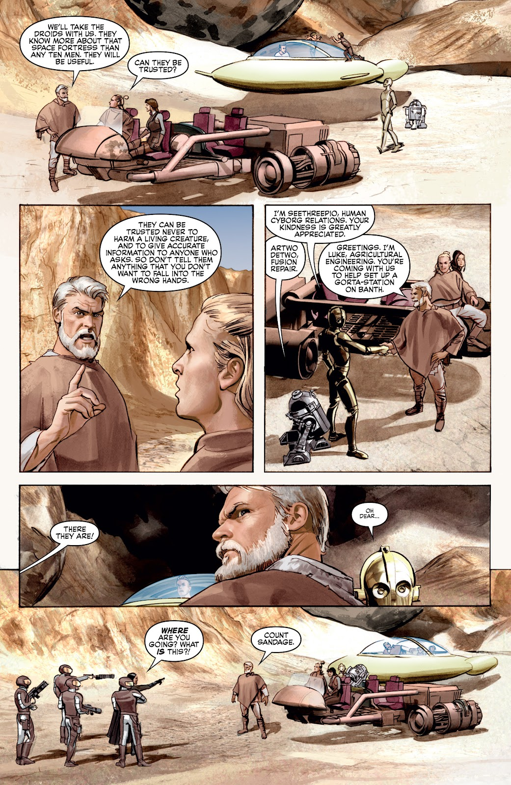 Read online Star Wars Legends: Infinities - Epic Collection comic -  Issue # TPB (Part 4) - 57
