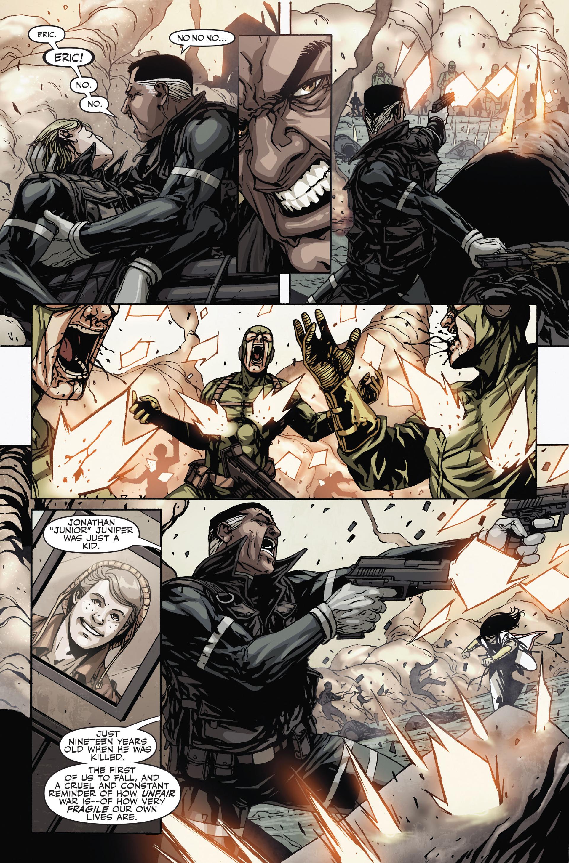 Read online Secret Warriors comic -  Issue #19 - 13