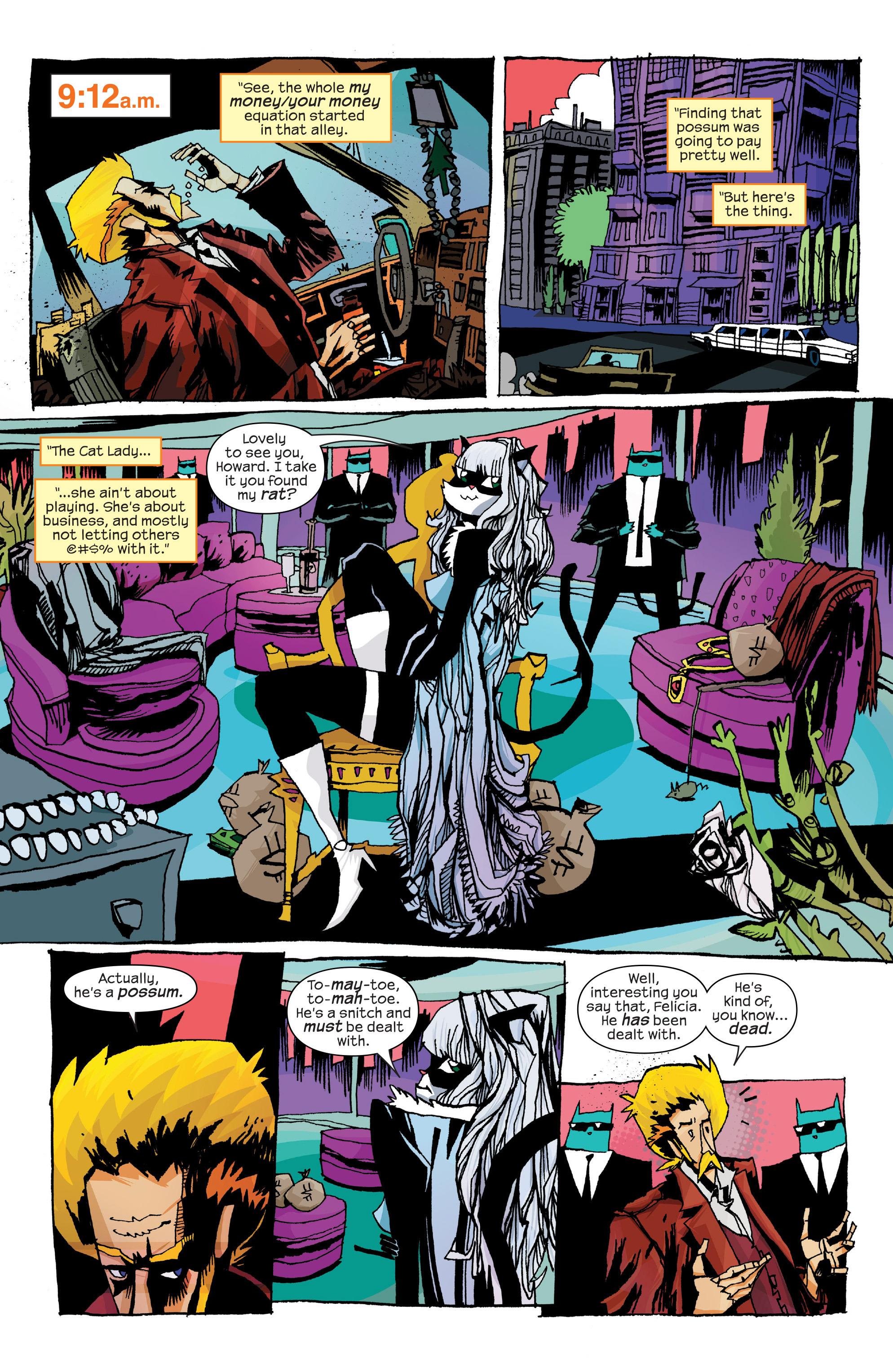 Read online Secret Wars Journal/Battleworld comic -  Issue # TPB - 216