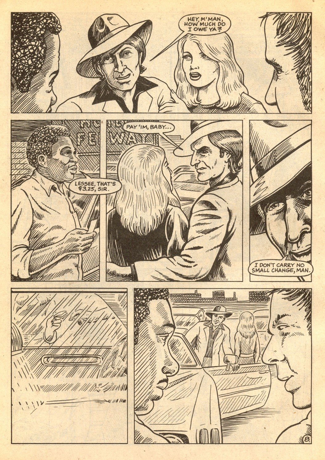 American Splendor (1976) issue 7 - Page 16