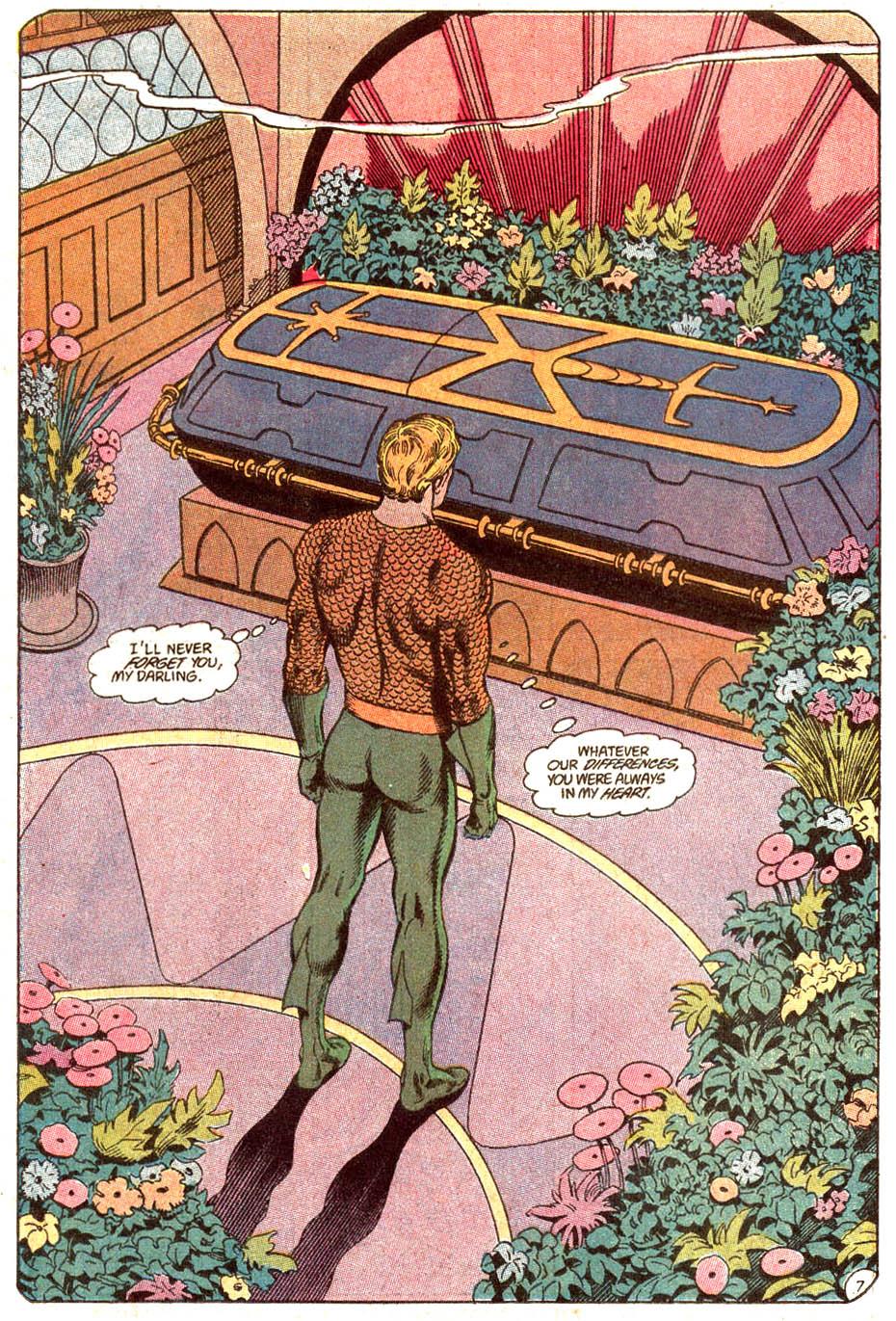 Read online Aquaman (1989) comic -  Issue #4 - 8