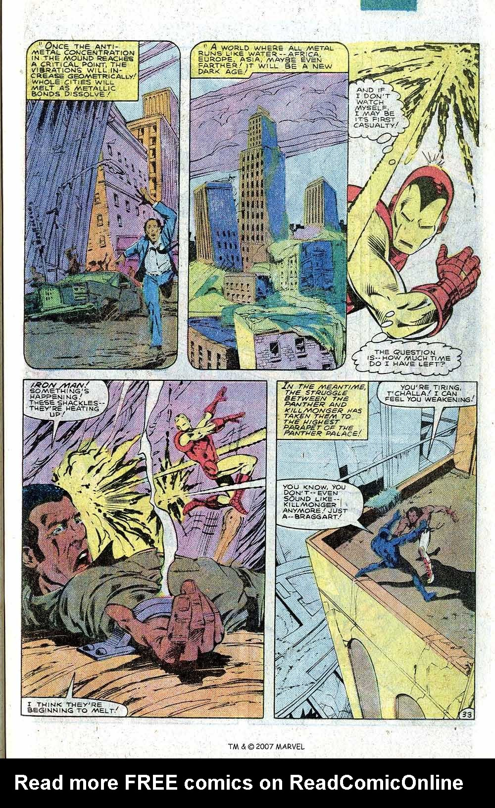 Iron Man Annual 5 Page 41