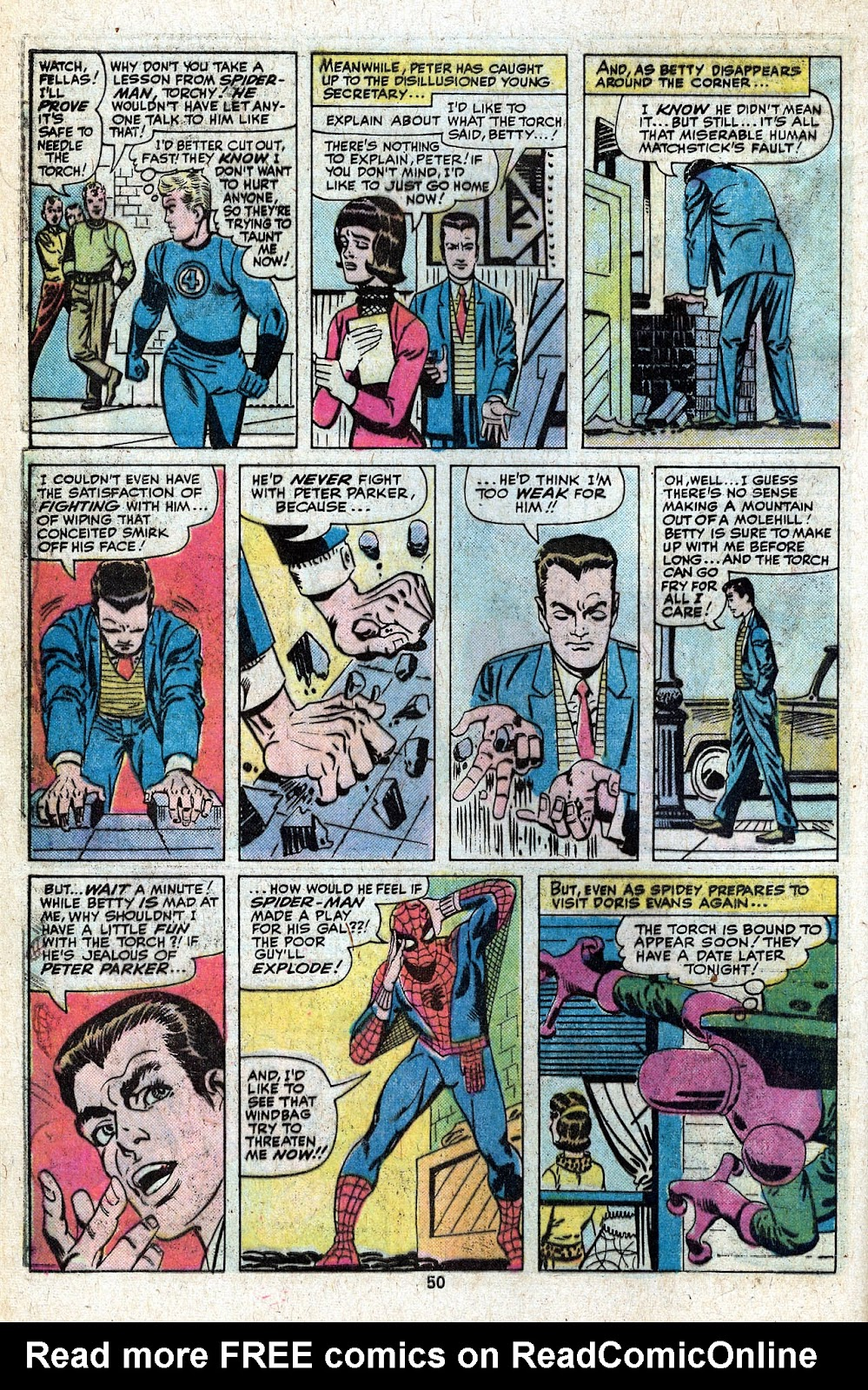 Giant-Size Spider-Man (1974) issue 5 - Page 52