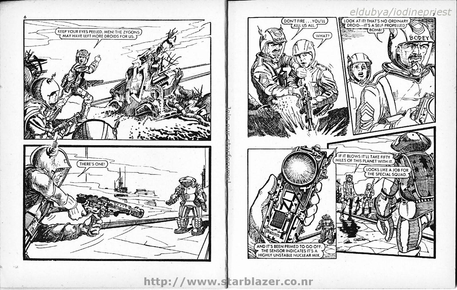 Starblazer issue 70 - Page 5