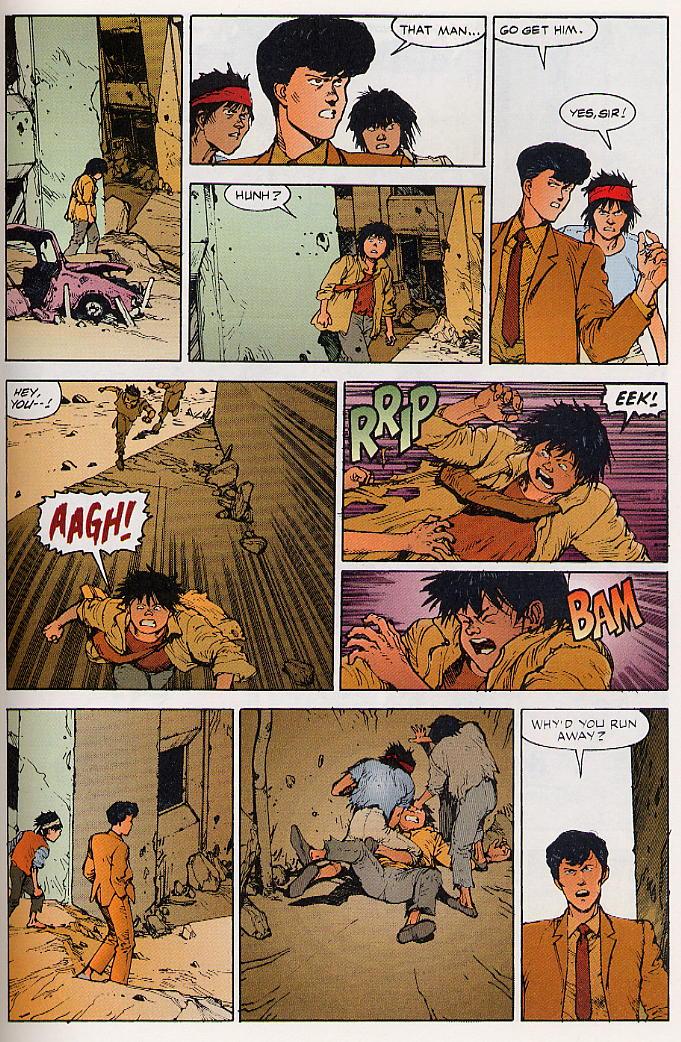 Read online Akira comic -  Issue #26 - 46