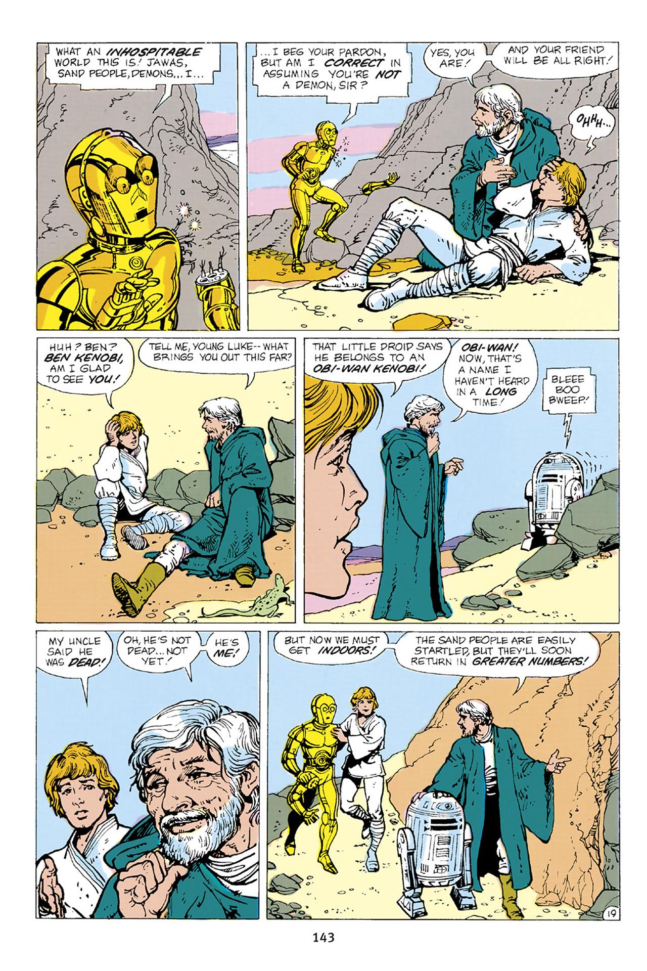 Read online Star Wars Omnibus comic -  Issue # Vol. 23 - 142