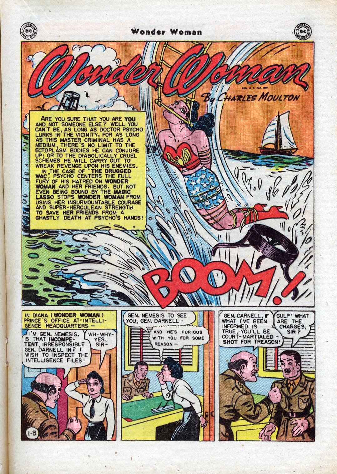 Read online Wonder Woman (1942) comic -  Issue #18 - 25