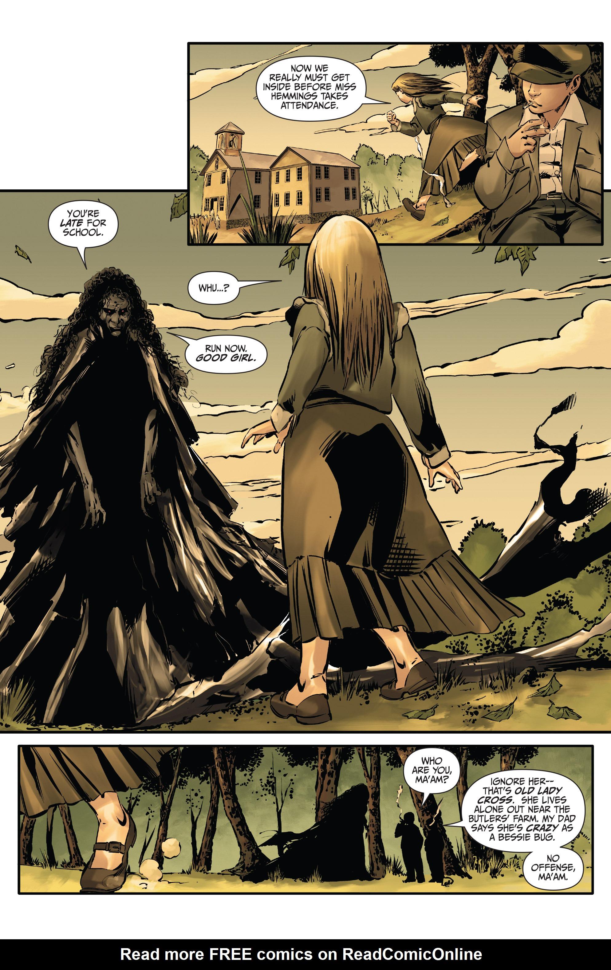 Read online Mercy Thompson comic -  Issue #3 - 8