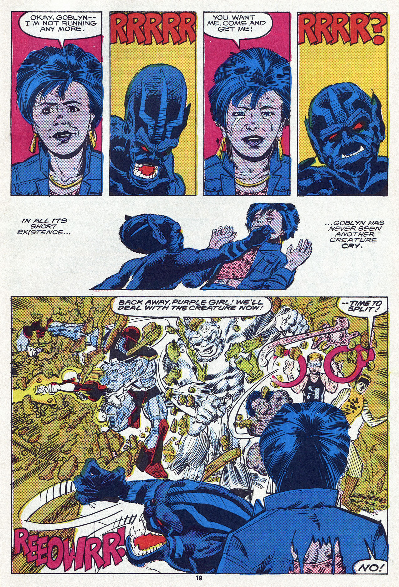 Read online Alpha Flight (1983) comic -  Issue #54 - 26