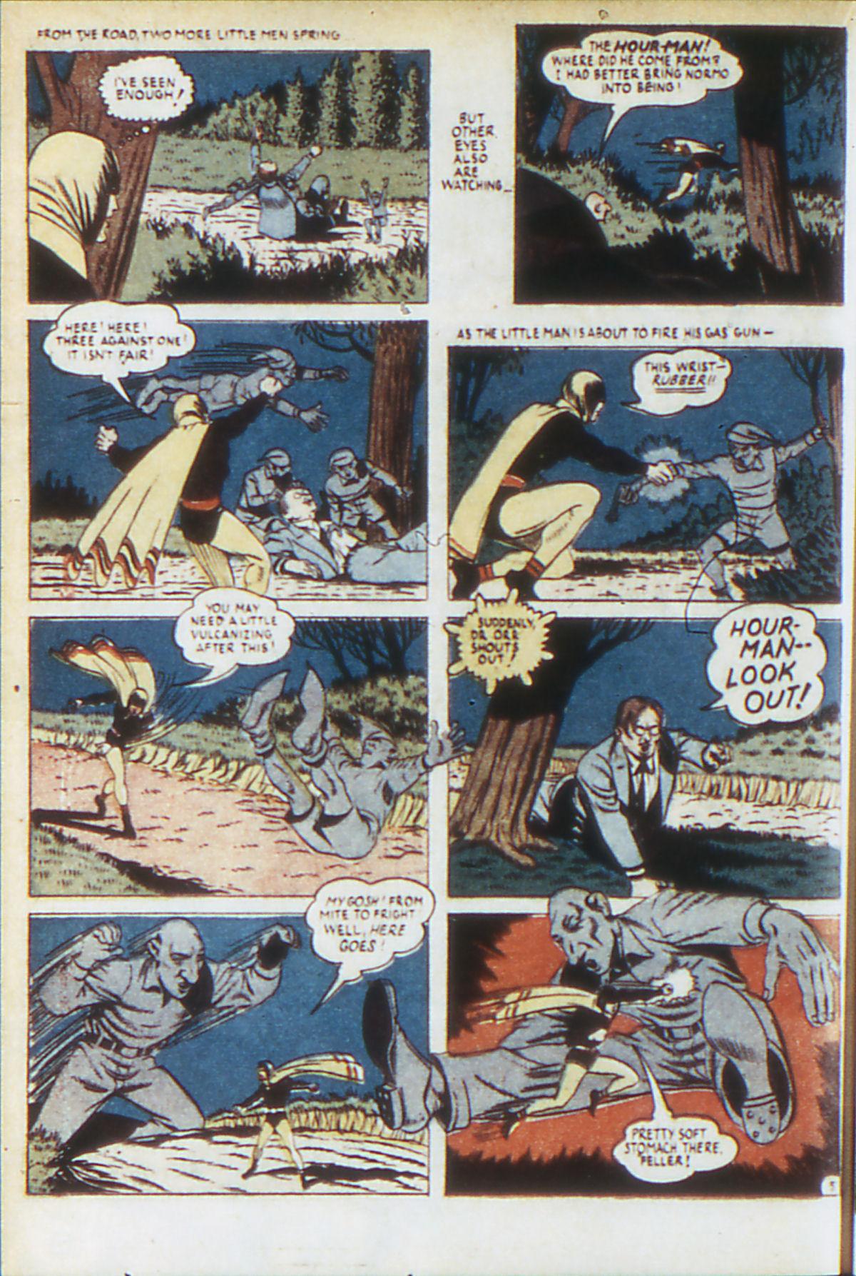 Read online Adventure Comics (1938) comic -  Issue #64 - 37