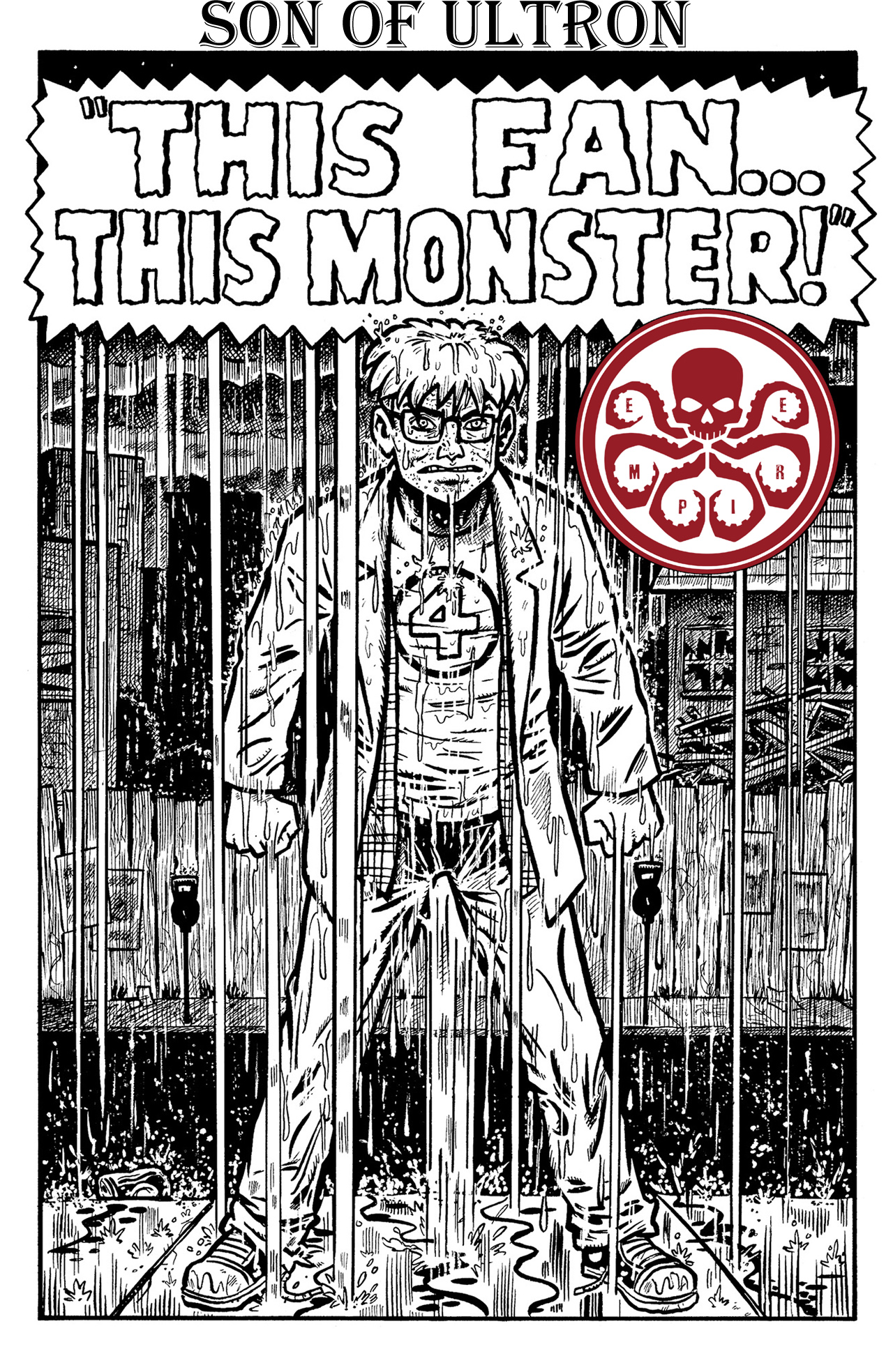 Read online American Monster comic -  Issue #5 - 32