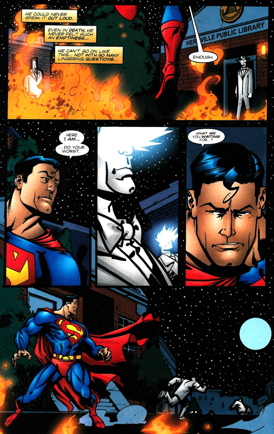 Read online Adventures of Superman (1987) comic -  Issue #616 - 9