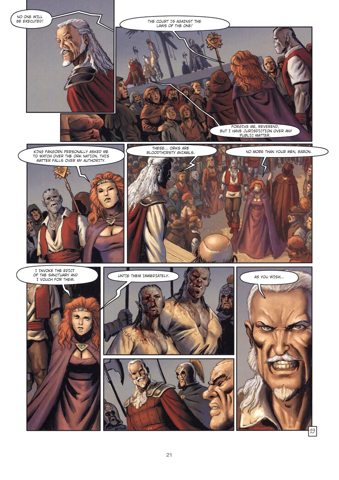 Read online Orks comic -  Issue #2 - 22