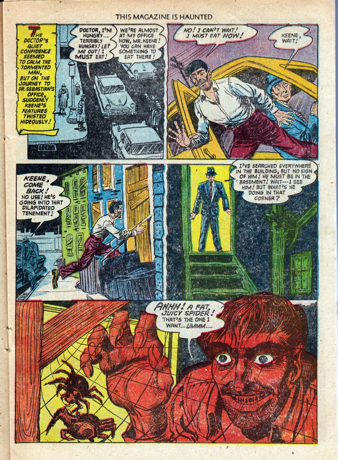 Read online This Magazine Is Haunted comic -  Issue #11 - 15