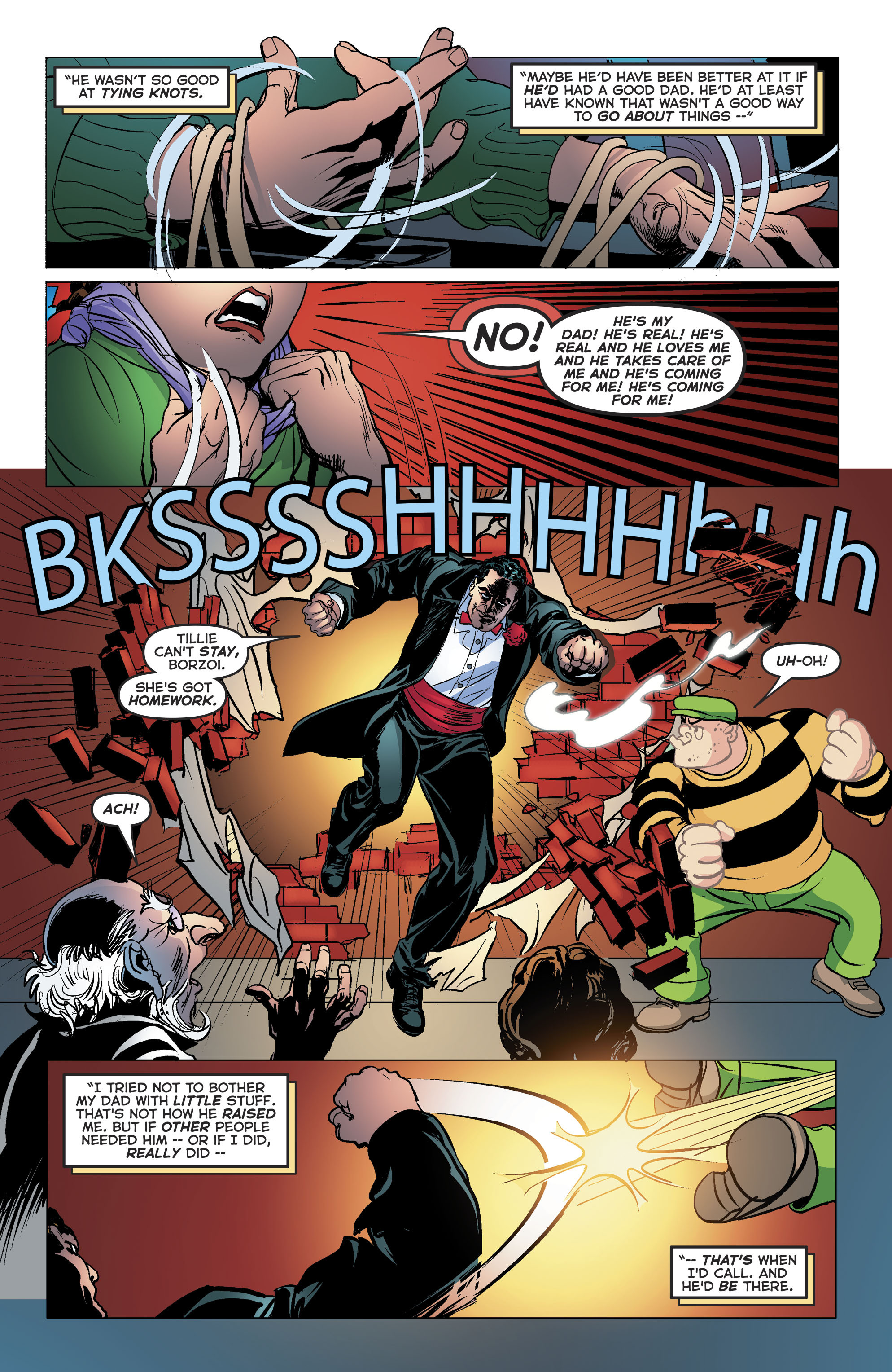 Read online Astro City comic -  Issue #43 - 14