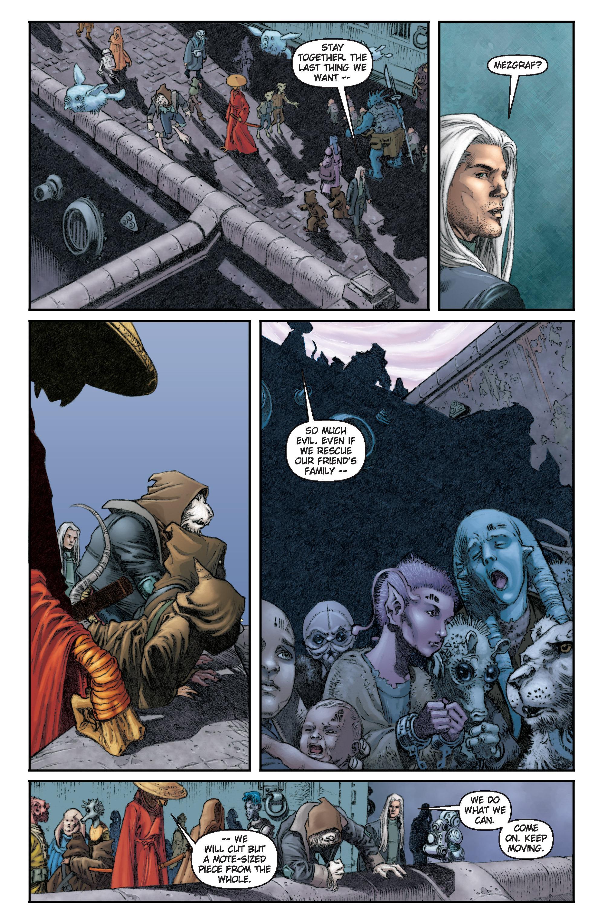 Read online Star Wars Omnibus comic -  Issue # Vol. 31 - 108