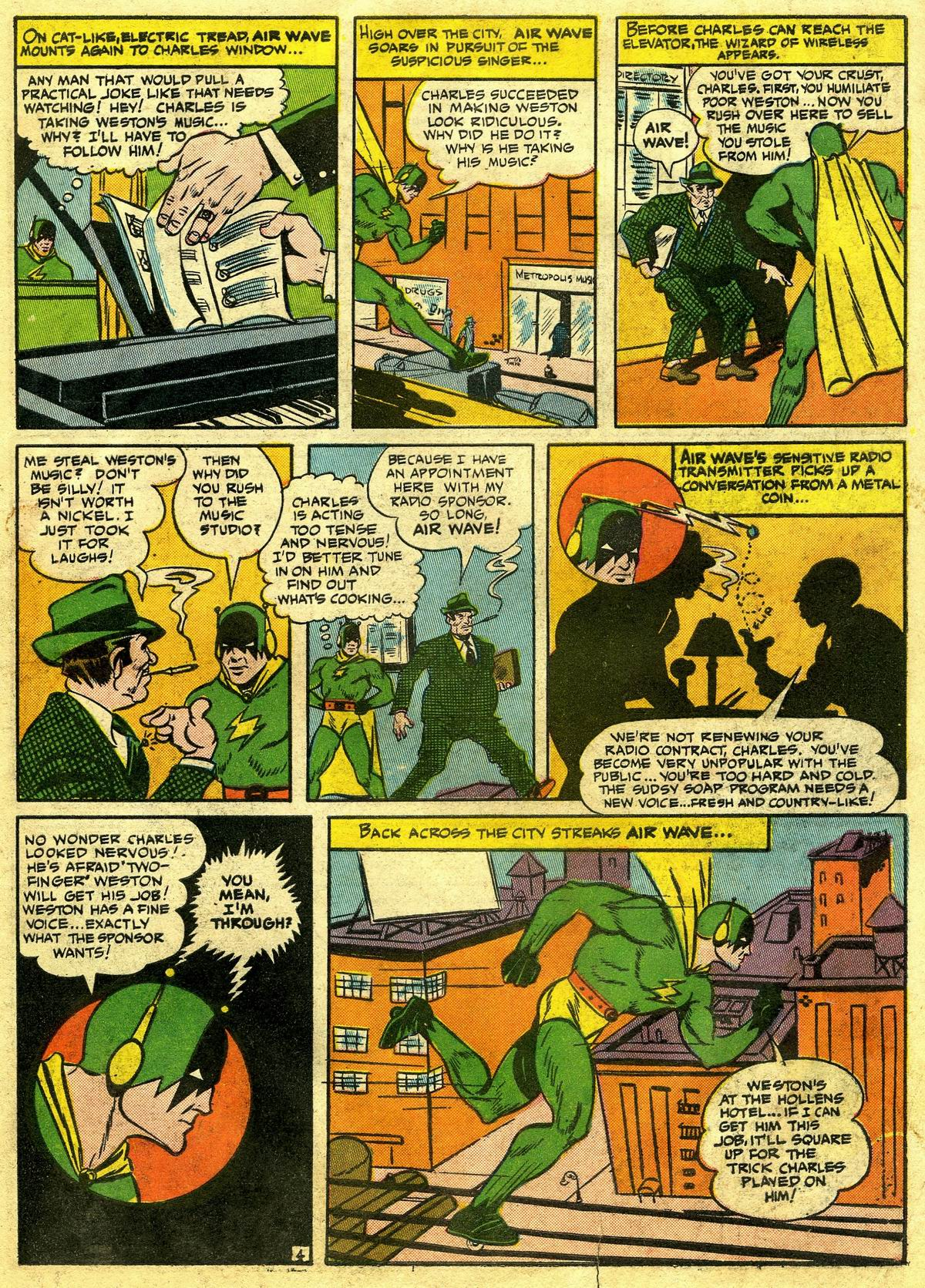 Read online Detective Comics (1937) comic -  Issue #67 - 53