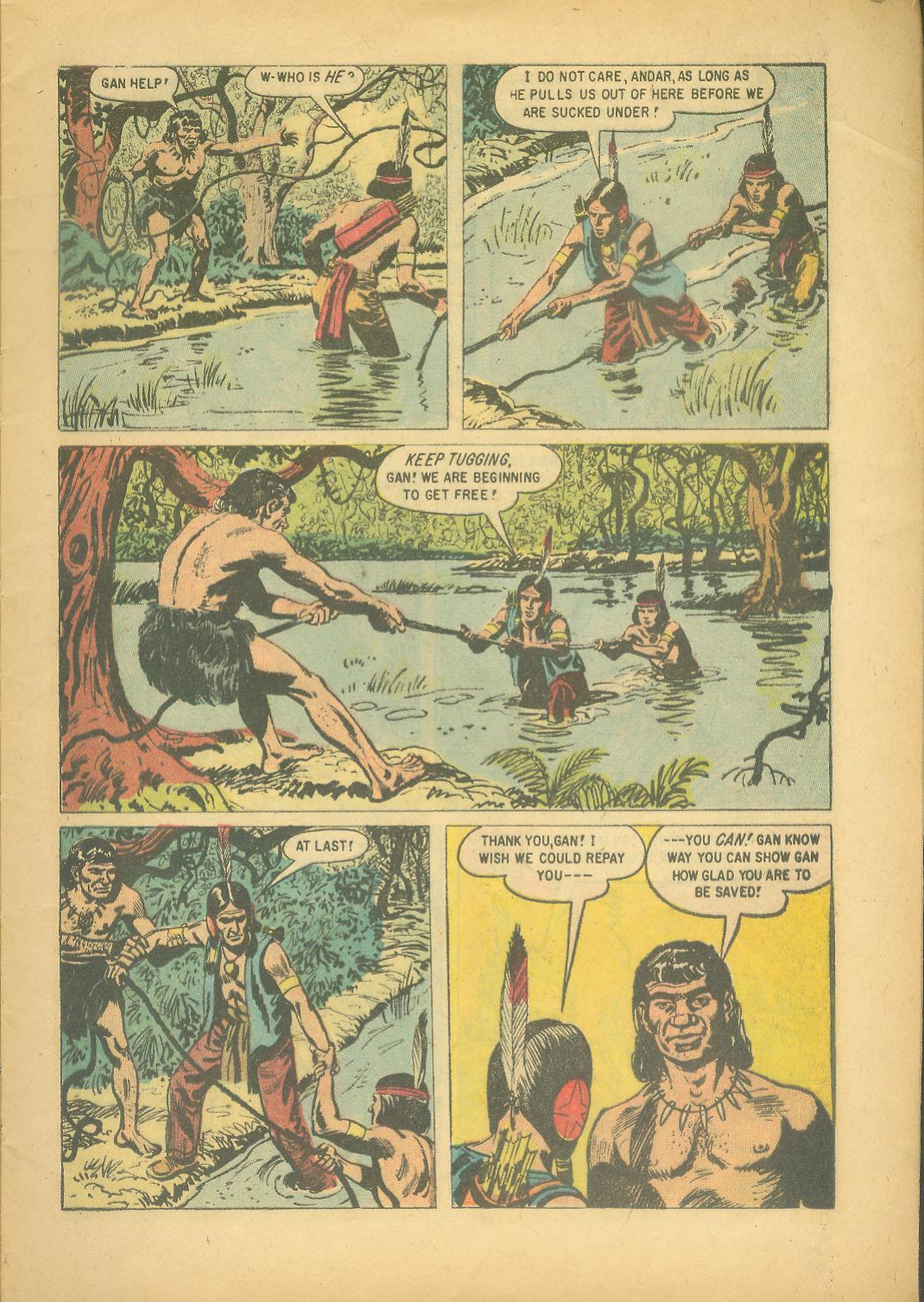 Read online Turok, Son of Stone comic -  Issue #18 - 5
