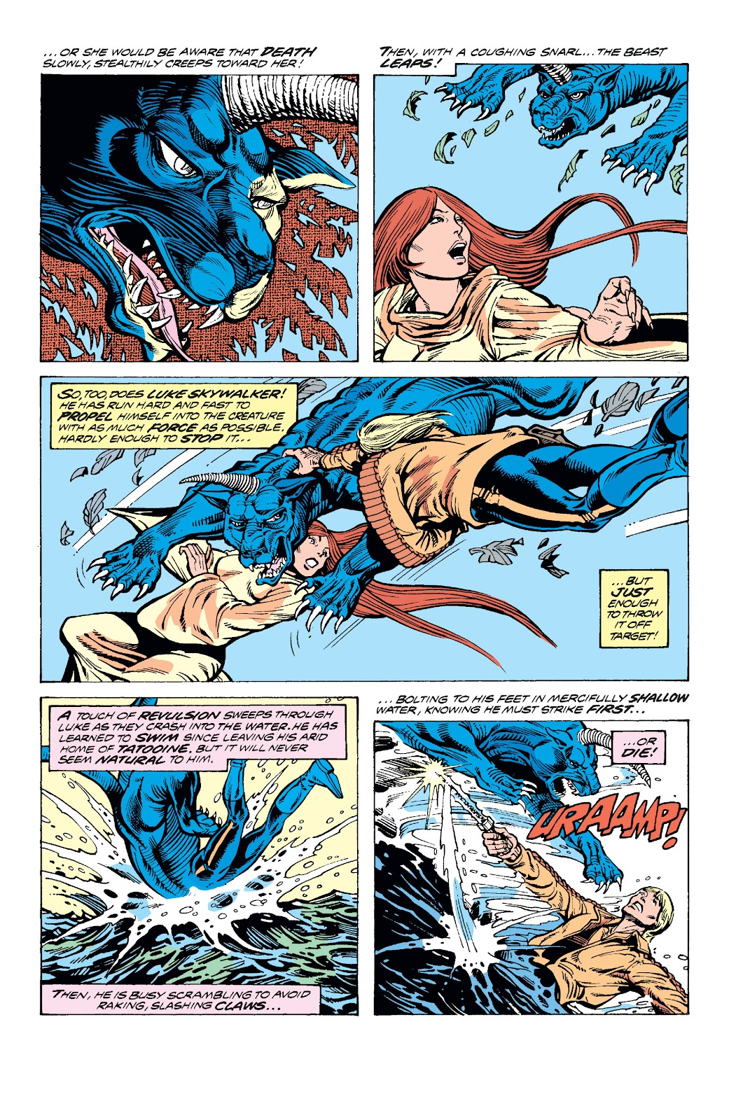 Read online Star Wars Legends: The Original Marvel Years - Epic Collection comic -  Issue # TPB 2 (Part 3) - 62