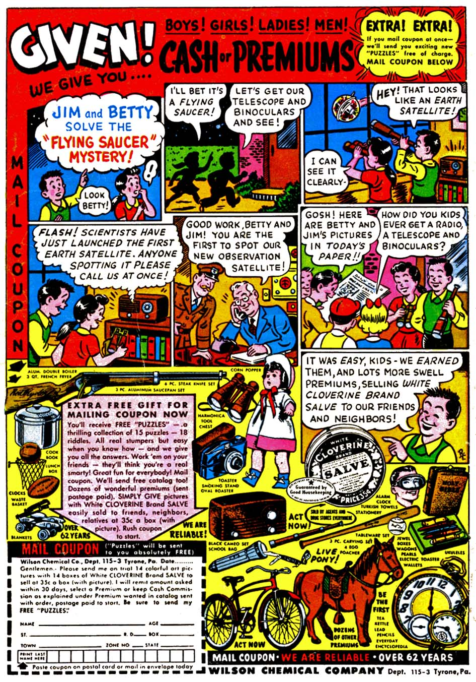 Our Army at War (1952) issue 58 - Page 36