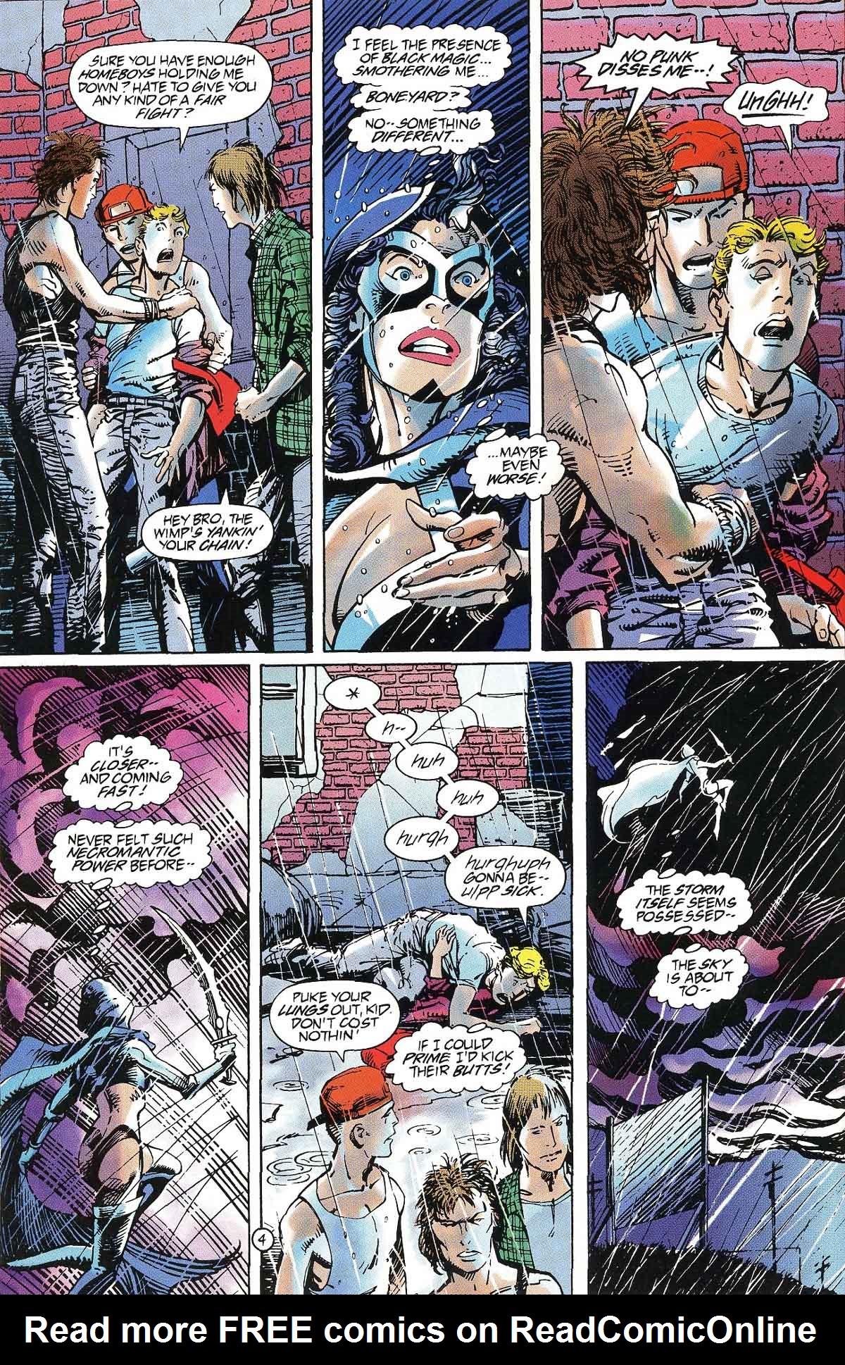 Read online Rune (1994) comic -  Issue #6 - 6