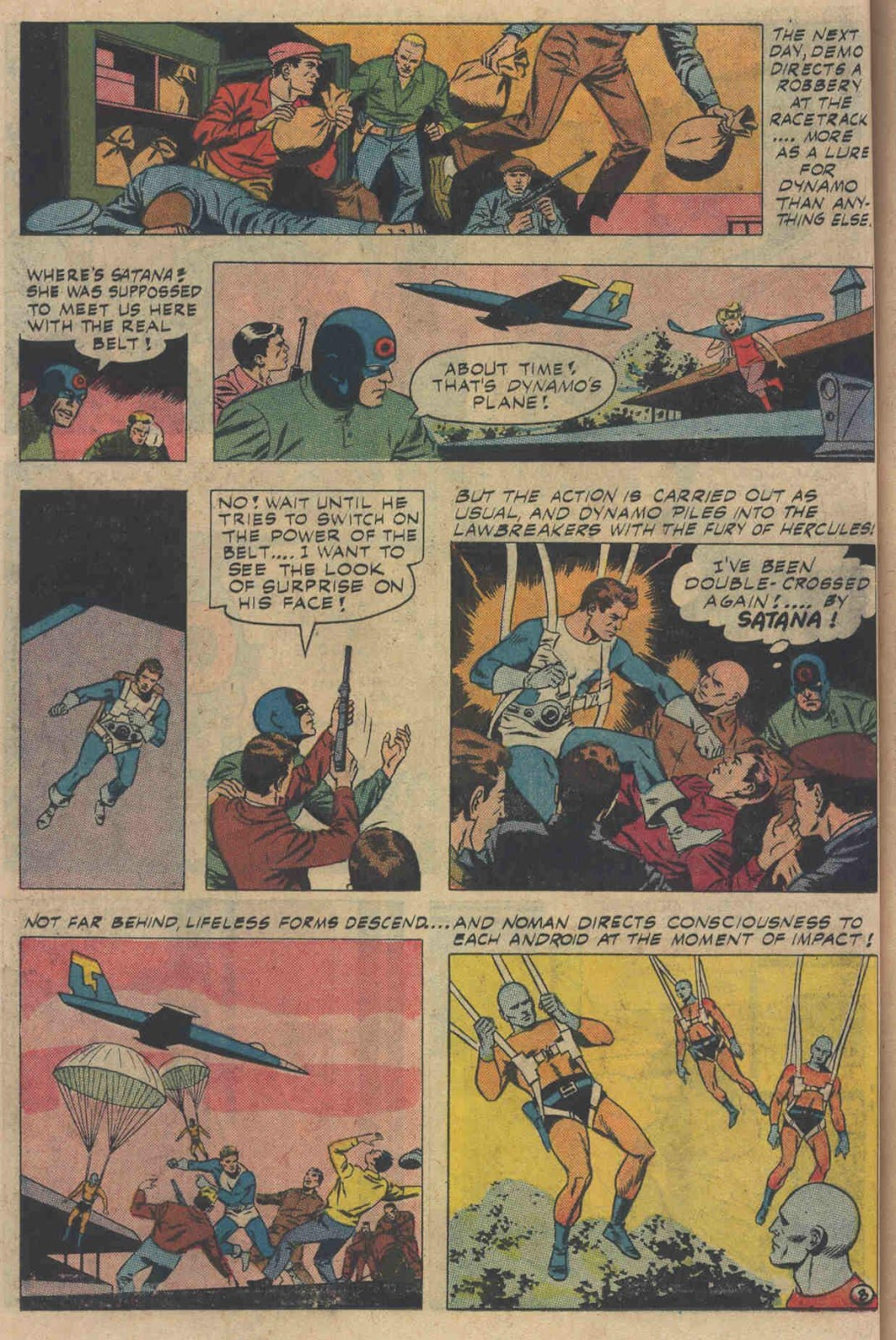 T.H.U.N.D.E.R. Agents (1965) issue 6 - Page 40