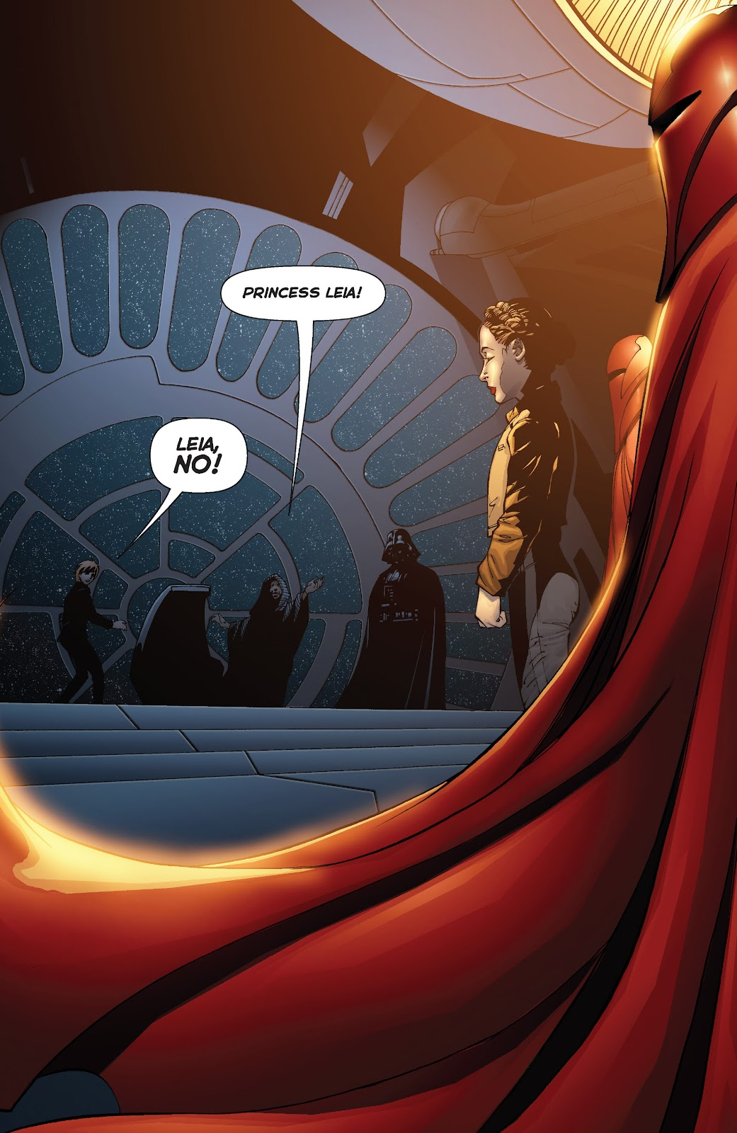 Read online Star Wars Legends: Infinities - Epic Collection comic -  Issue # TPB (Part 3) - 66