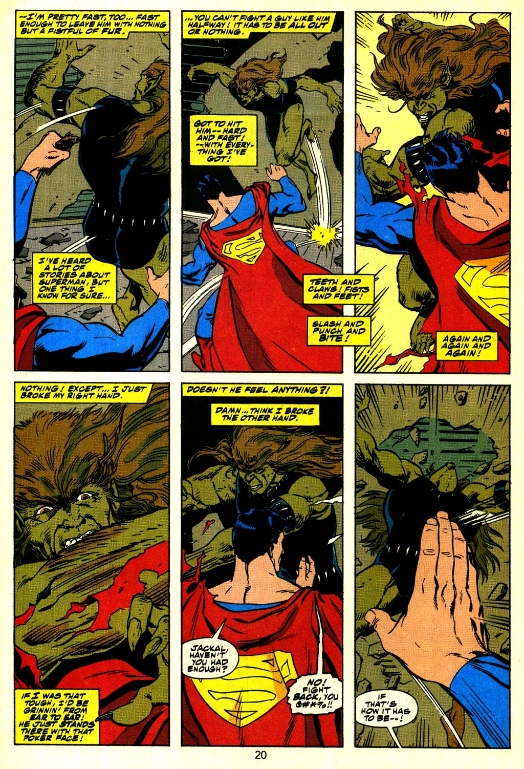 Action Comics (1938) 683 Page 20