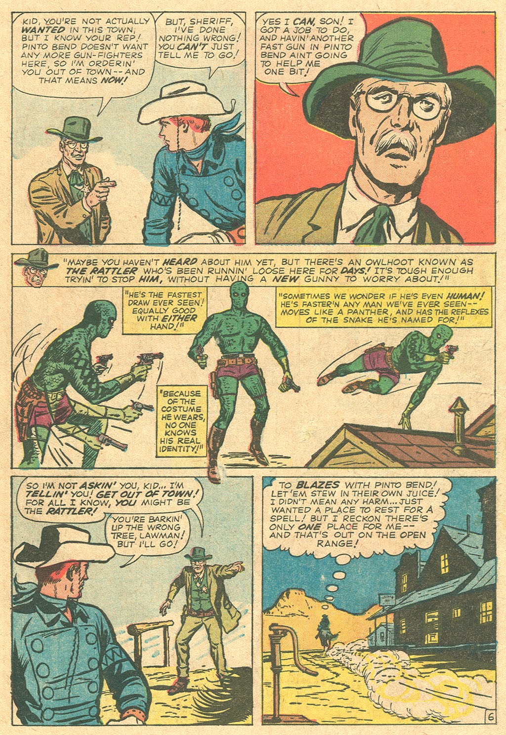 The Rawhide Kid (1955) issue 37 - Page 10