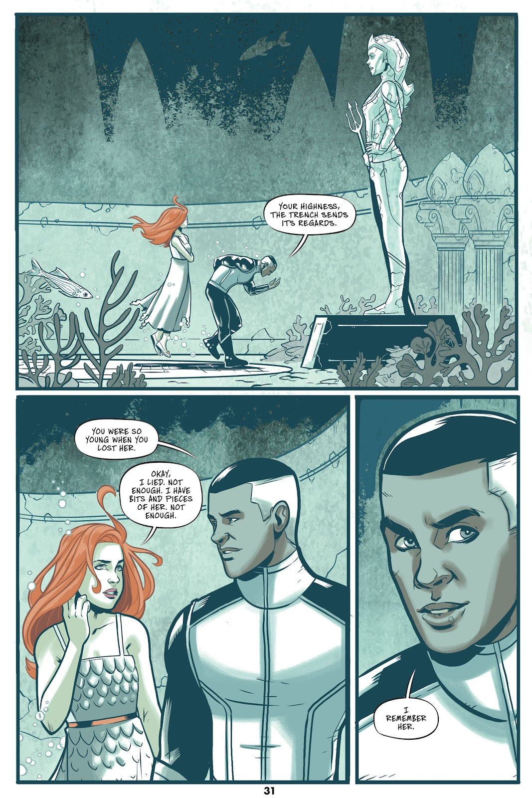 Read online Mera: Tidebreaker comic -  Issue # TPB (Part 1) - 31