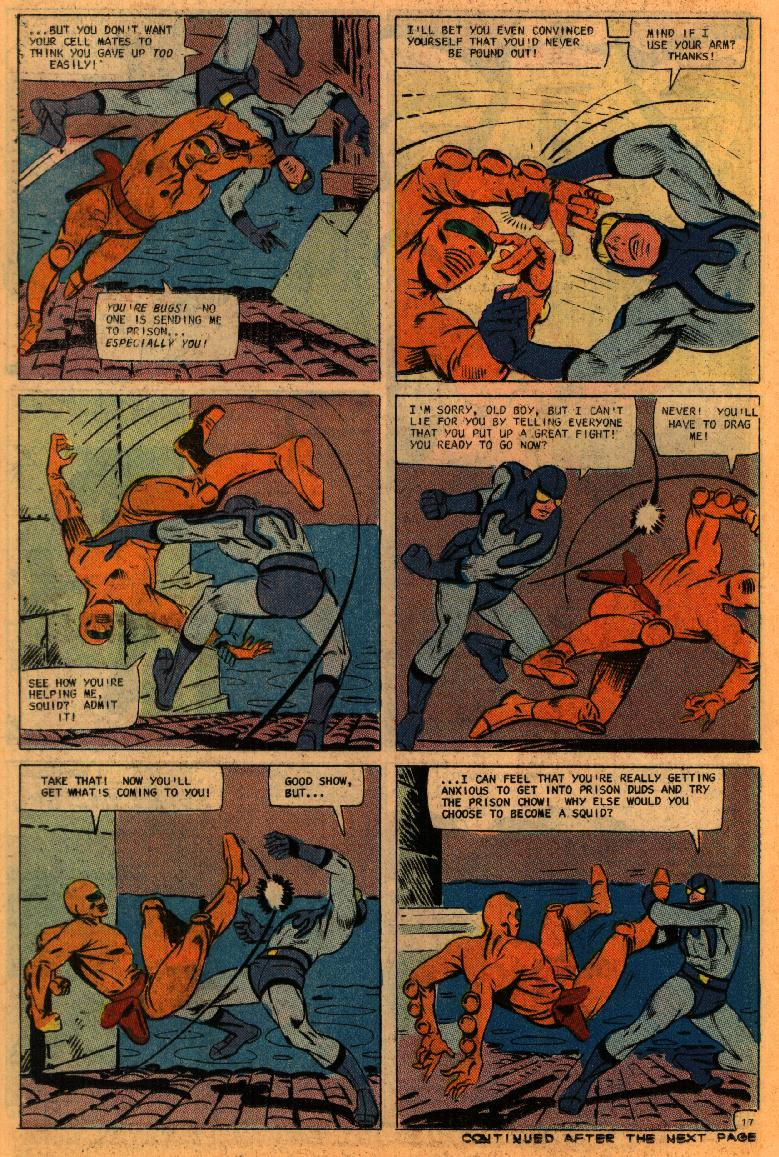 Blue Beetle (1967) issue 1 - Page 22