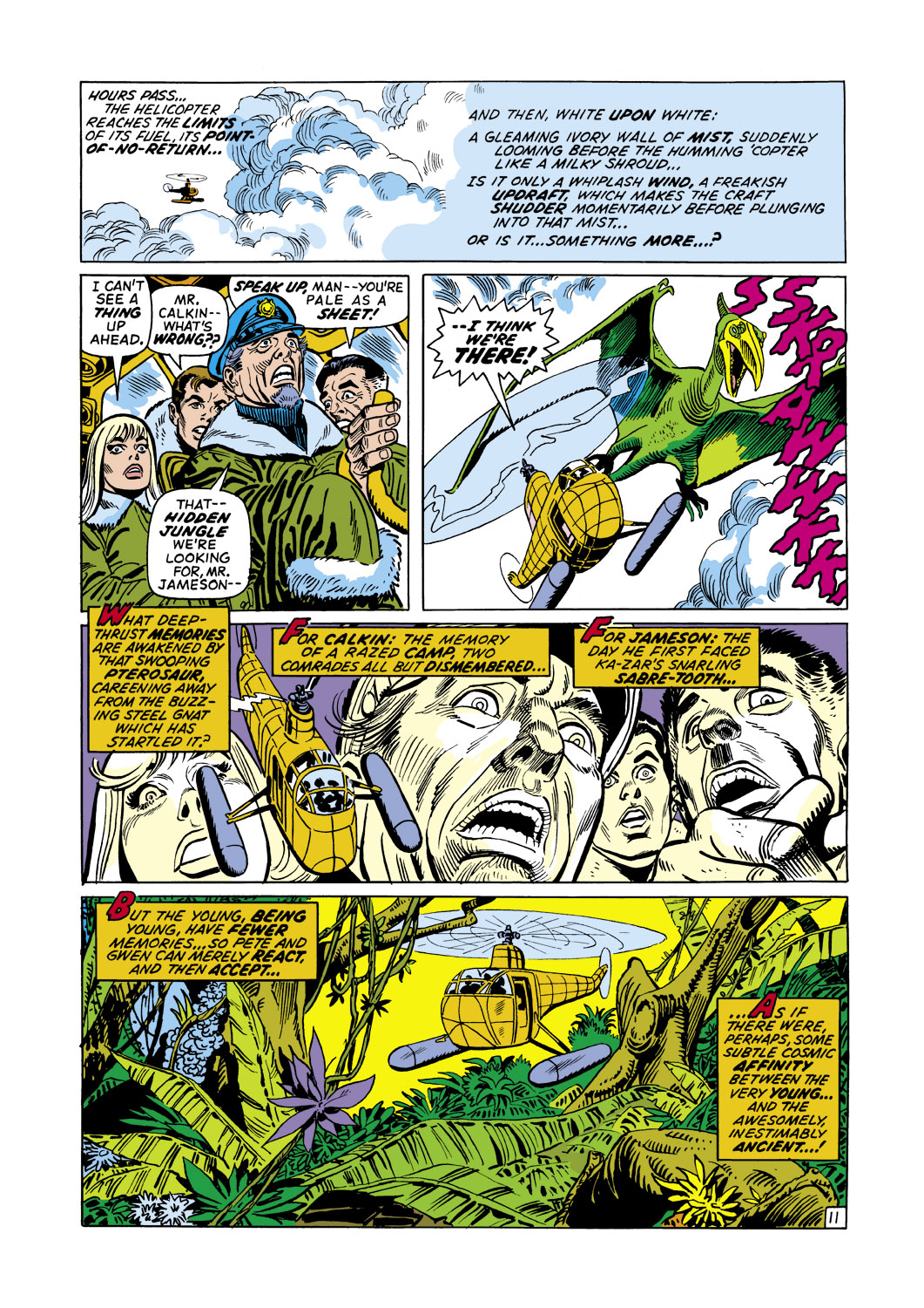 The Amazing Spider-Man (1963) 103 Page 11