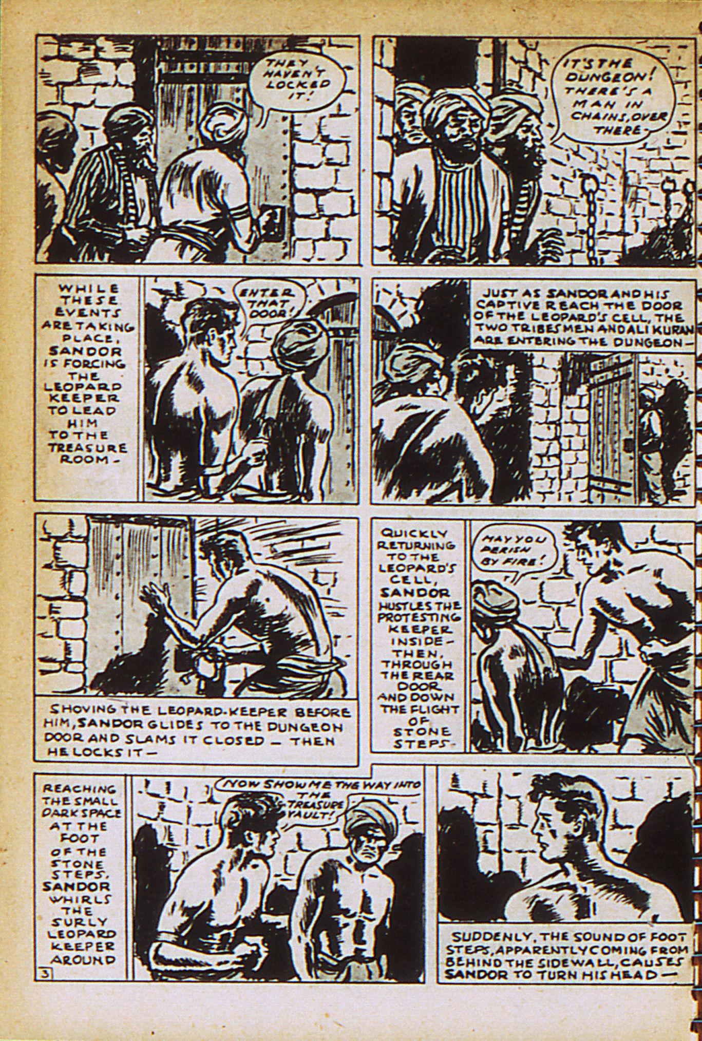 Read online Adventure Comics (1938) comic -  Issue #27 - 40