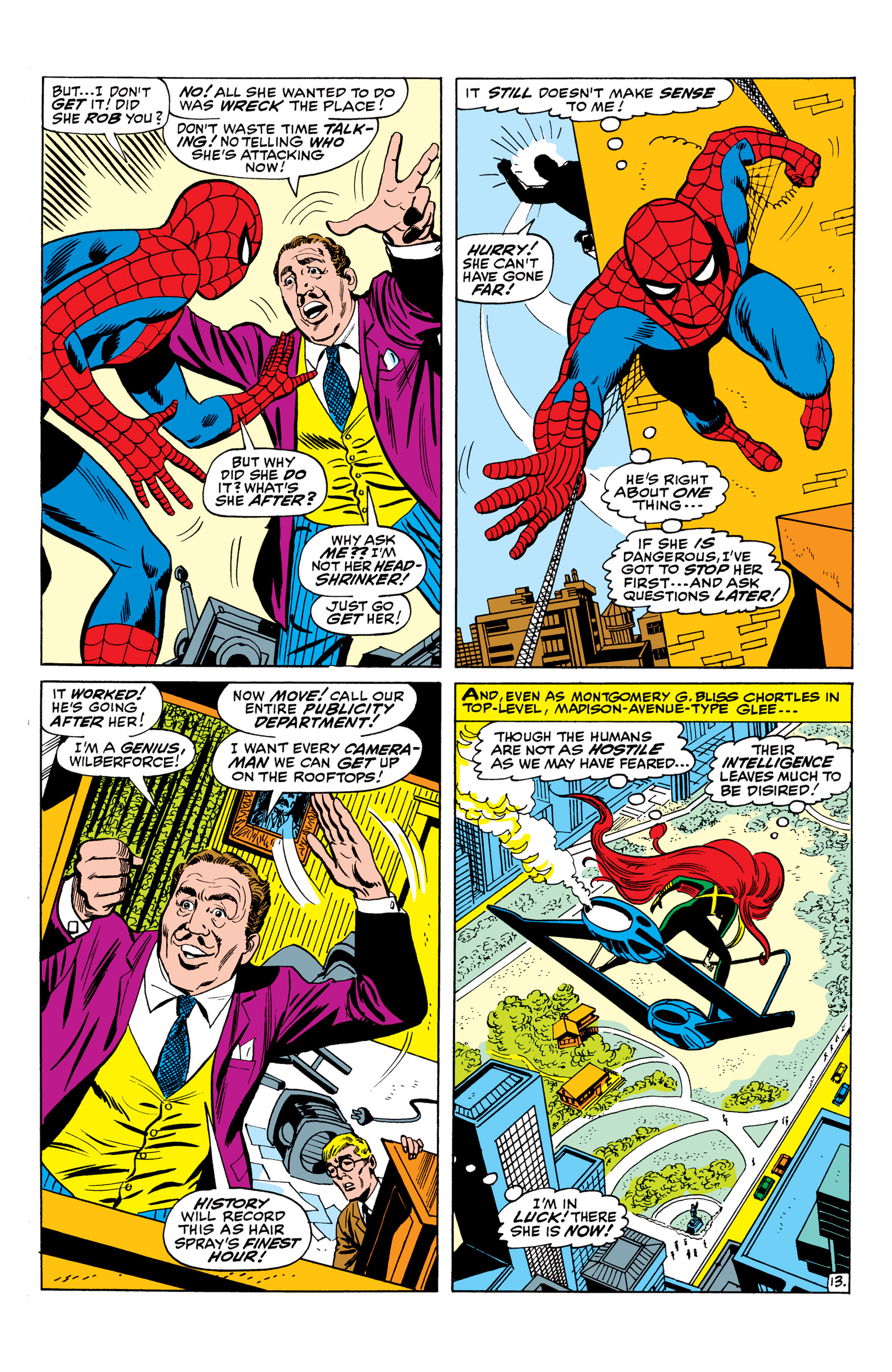 The Amazing Spider-Man (1963) 62 Page 13
