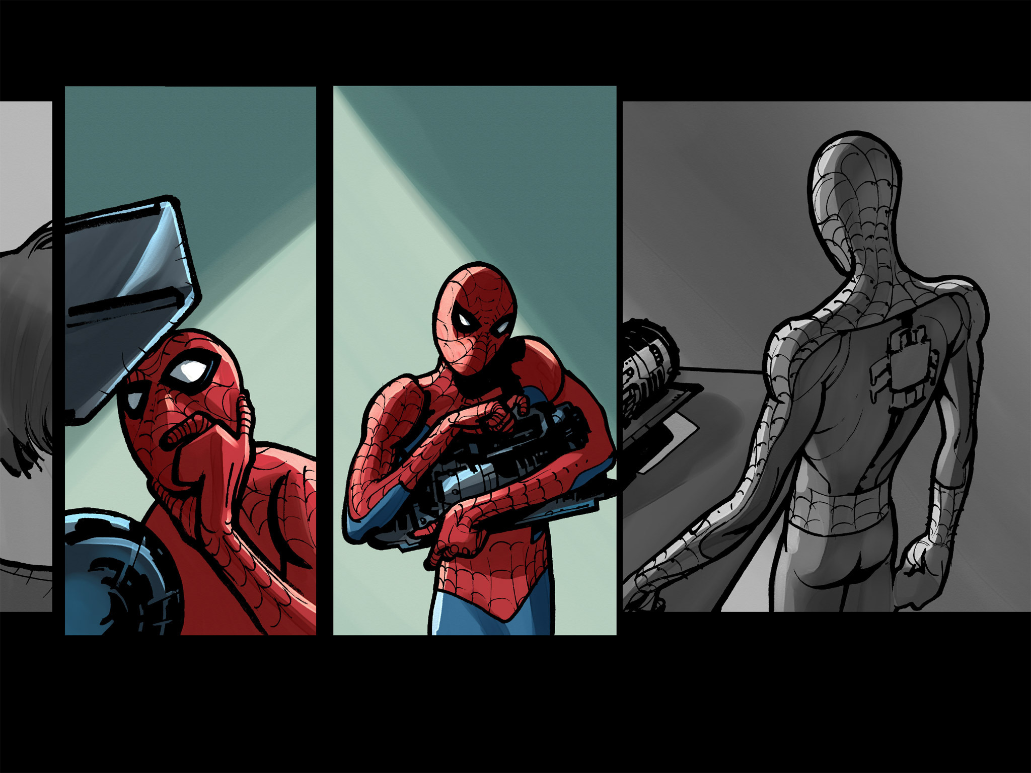 Read online Amazing Spider-Man: Who Am I? comic -  Issue # Full (Part 2) - 14