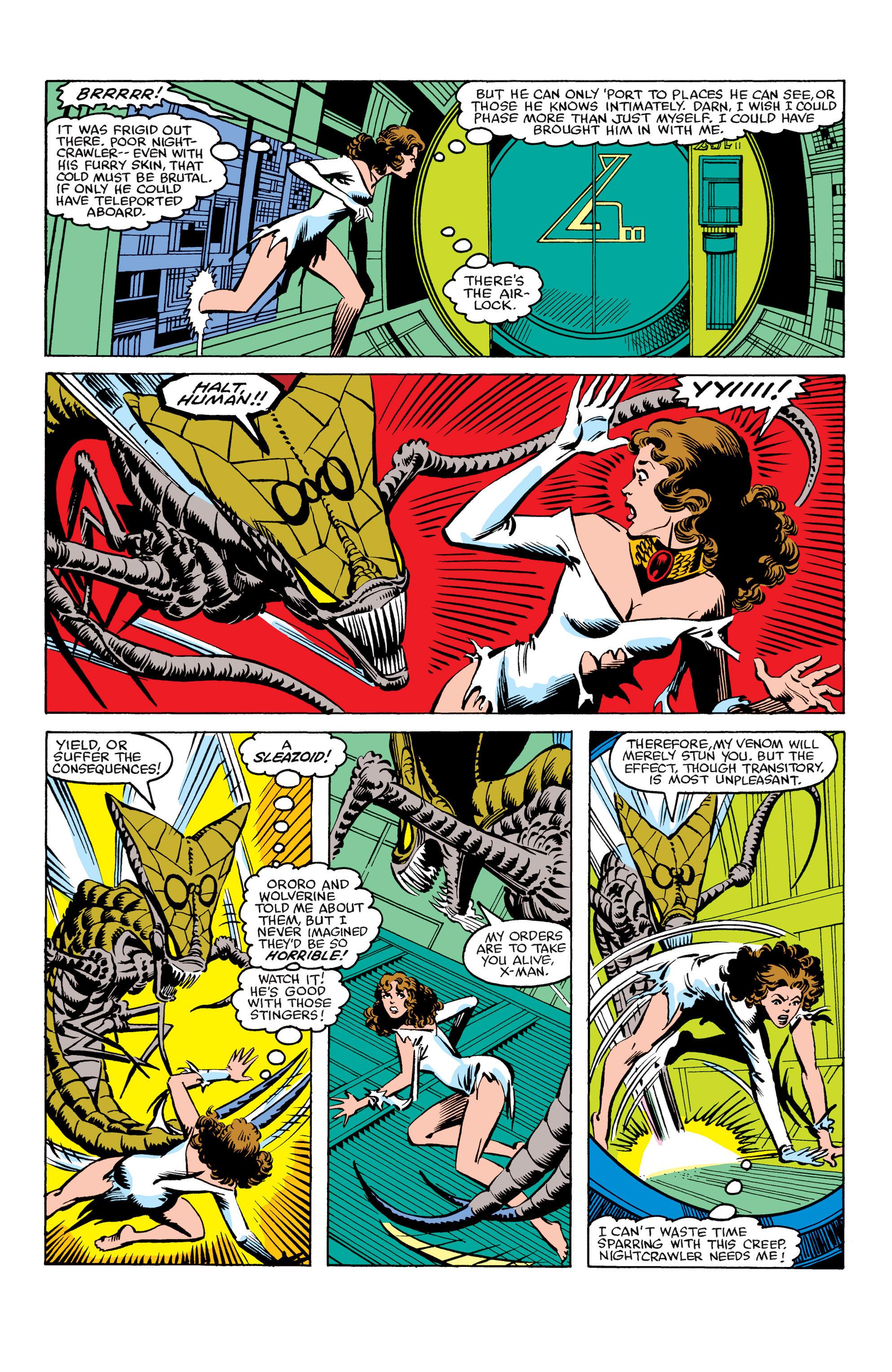 Read online Uncanny X-Men (1963) comic -  Issue #163 - 19