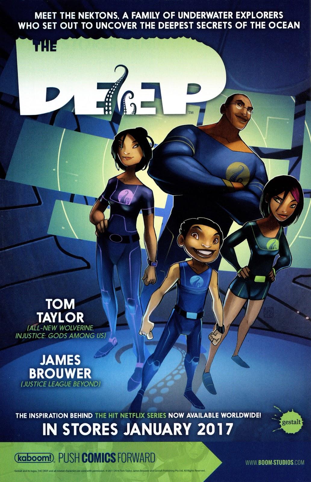 Read online Adventure Time Comics comic -  Issue #6 - 31