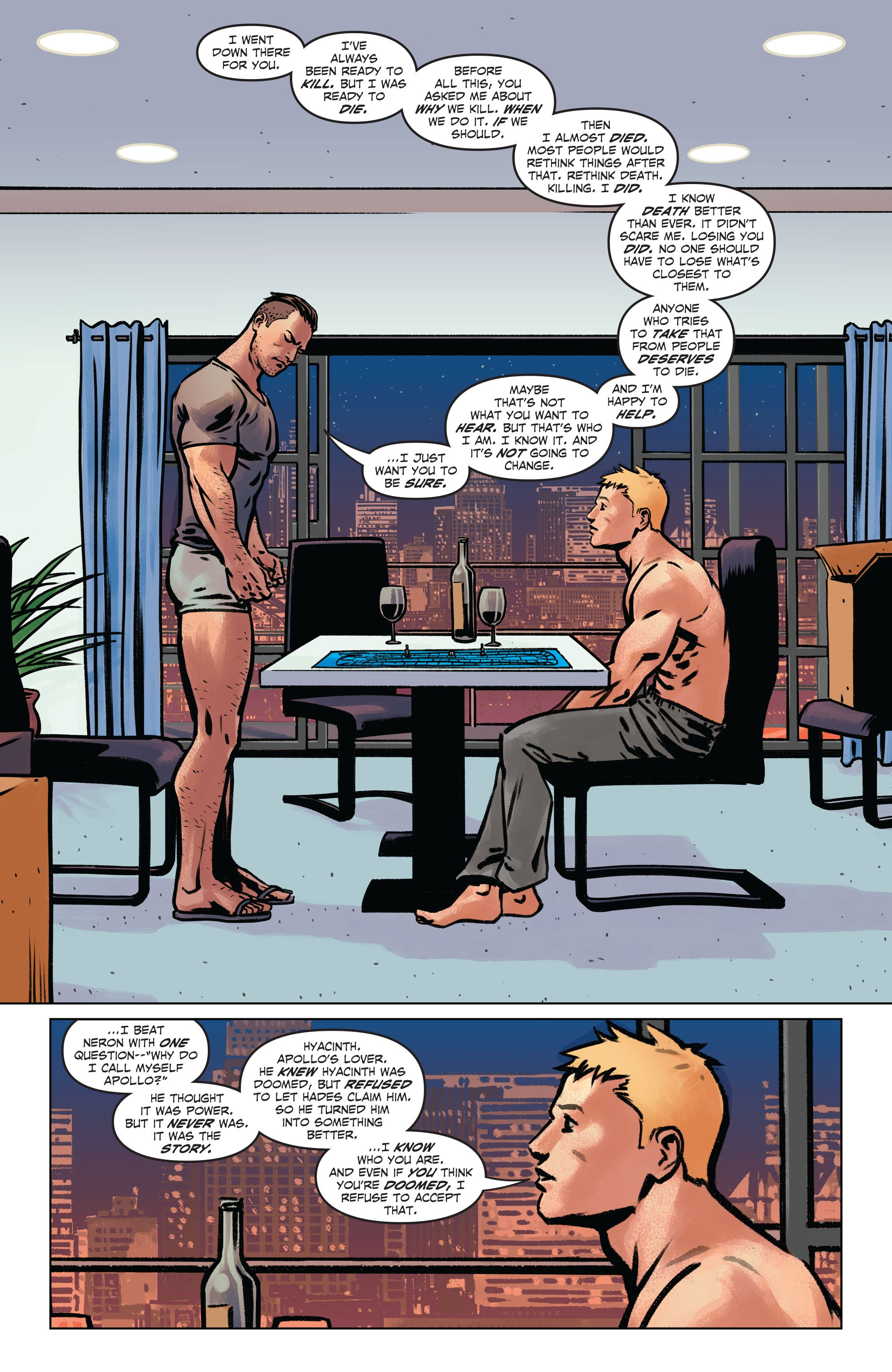 Midnighter and Apollo #_TPB #7 - English 133