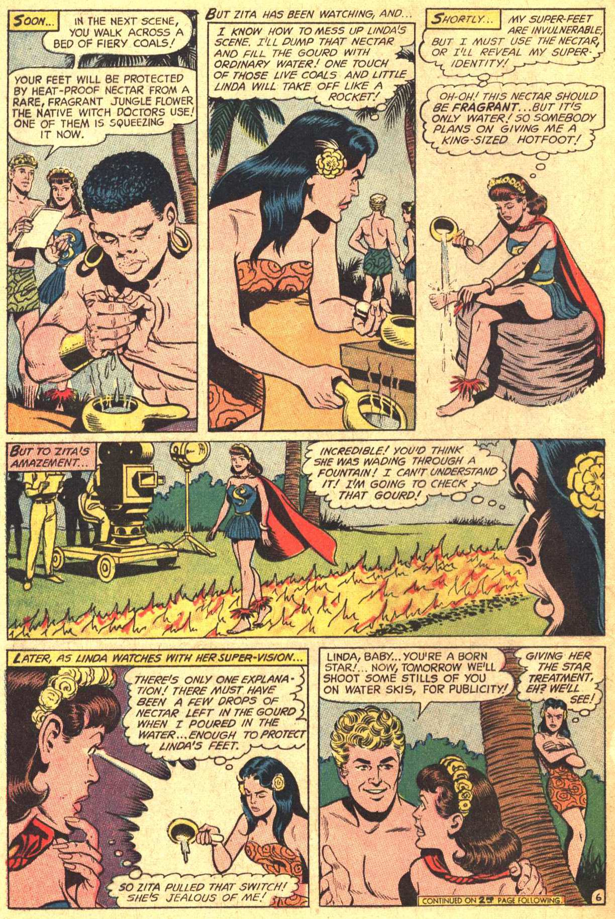 Read online Action Comics (1938) comic -  Issue #372 - 24