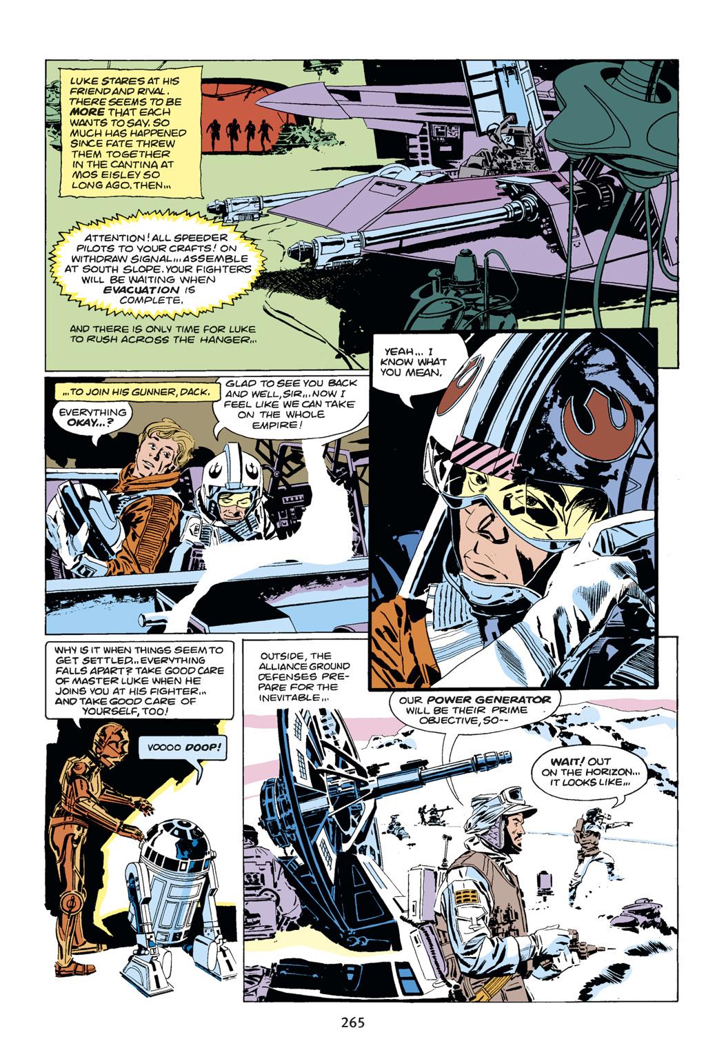 Read online Star Wars Omnibus comic -  Issue # Vol. 14 - 263