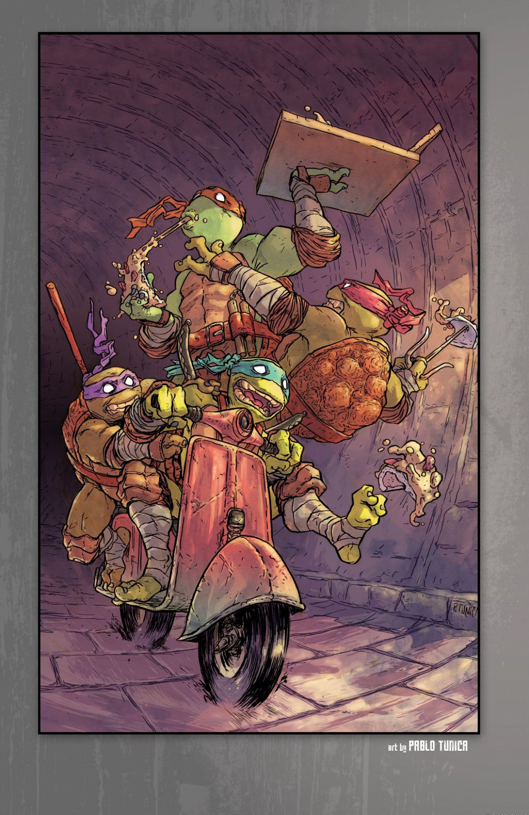 Read online Teenage Mutant Ninja Turtles: The IDW Collection comic -  Issue # TPB 7 (Part 3) - 115