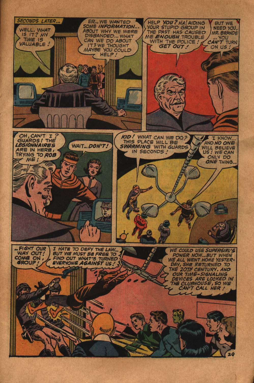 Read online Adventure Comics (1938) comic -  Issue #359 - 27