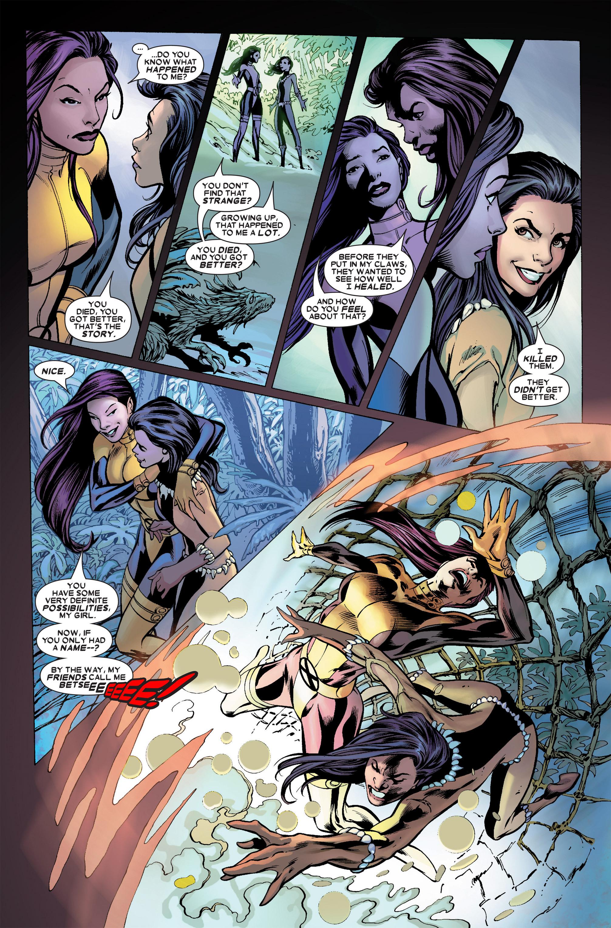 Read online Uncanny X-Men (1963) comic -  Issue #457 - 14