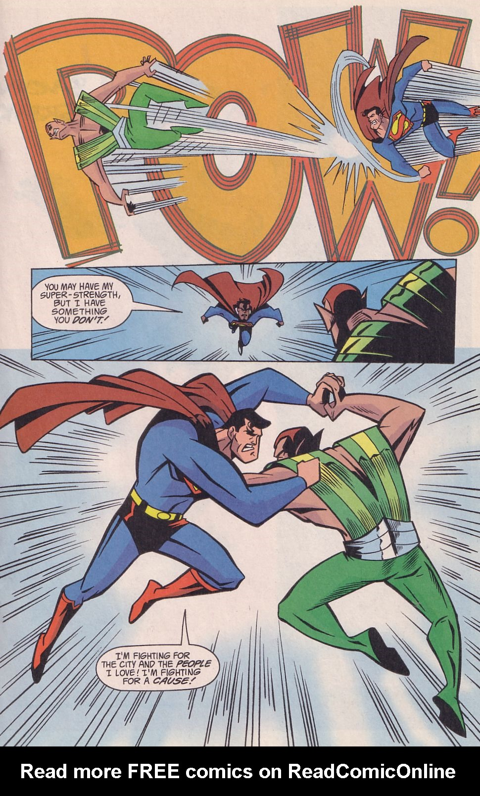 Read online Adventures in the DC Universe comic -  Issue #18 - 13