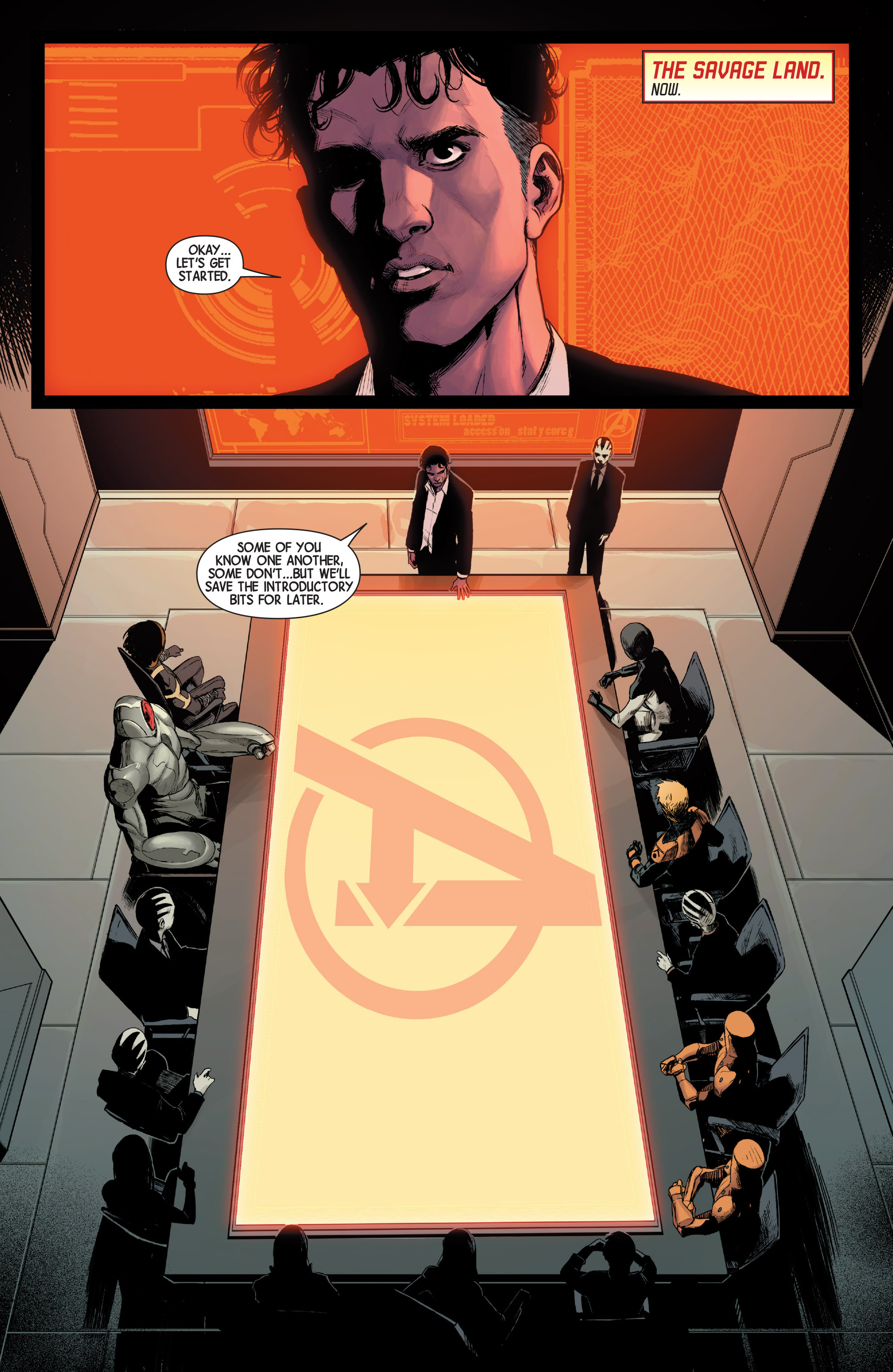 Read online Avengers (2013) comic -  Issue #38 - 10