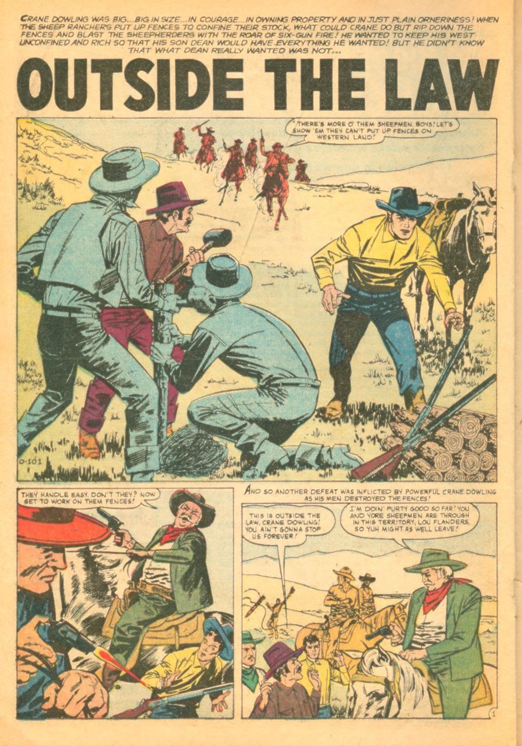 Wyatt Earp issue 21 - Page 20