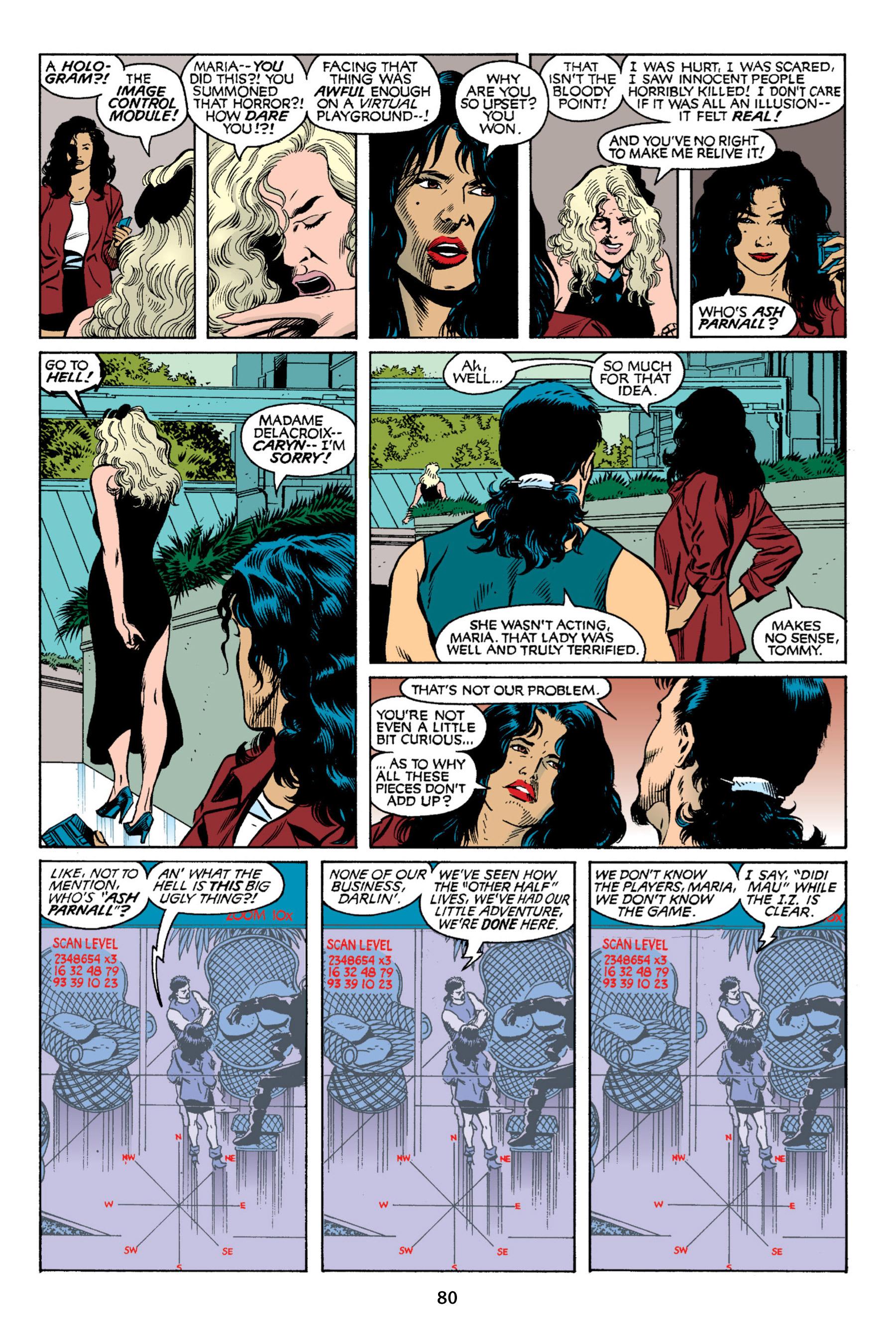 Read online Aliens vs. Predator Omnibus comic -  Issue # _TPB 2 Part 1 - 79